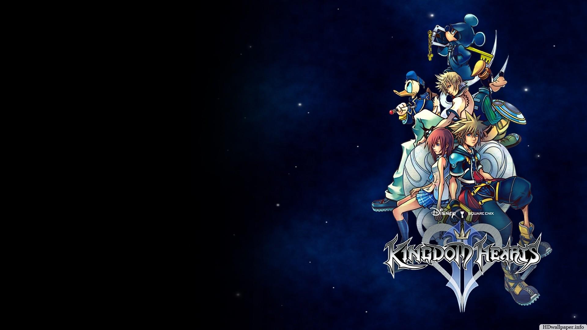 Kingdom Hearts II Wallpaper by on DeviantArt