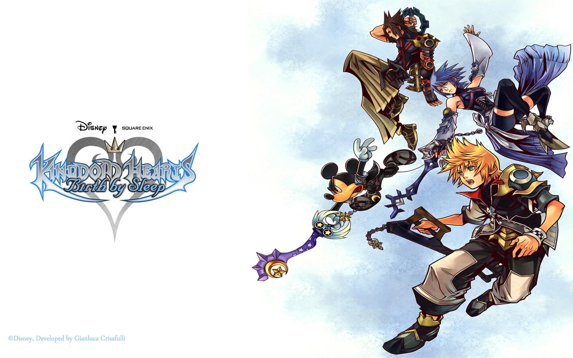 Kingdom Hearts HD Wallpaper 1920×1080 Kingdom Hearts HD Wallpaper 1920×1200