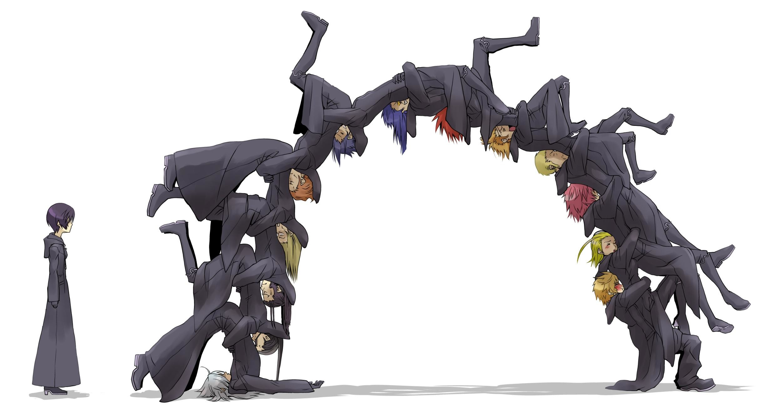 Kingdom Hearts Roxas Wallpapers High Quality Resolution
