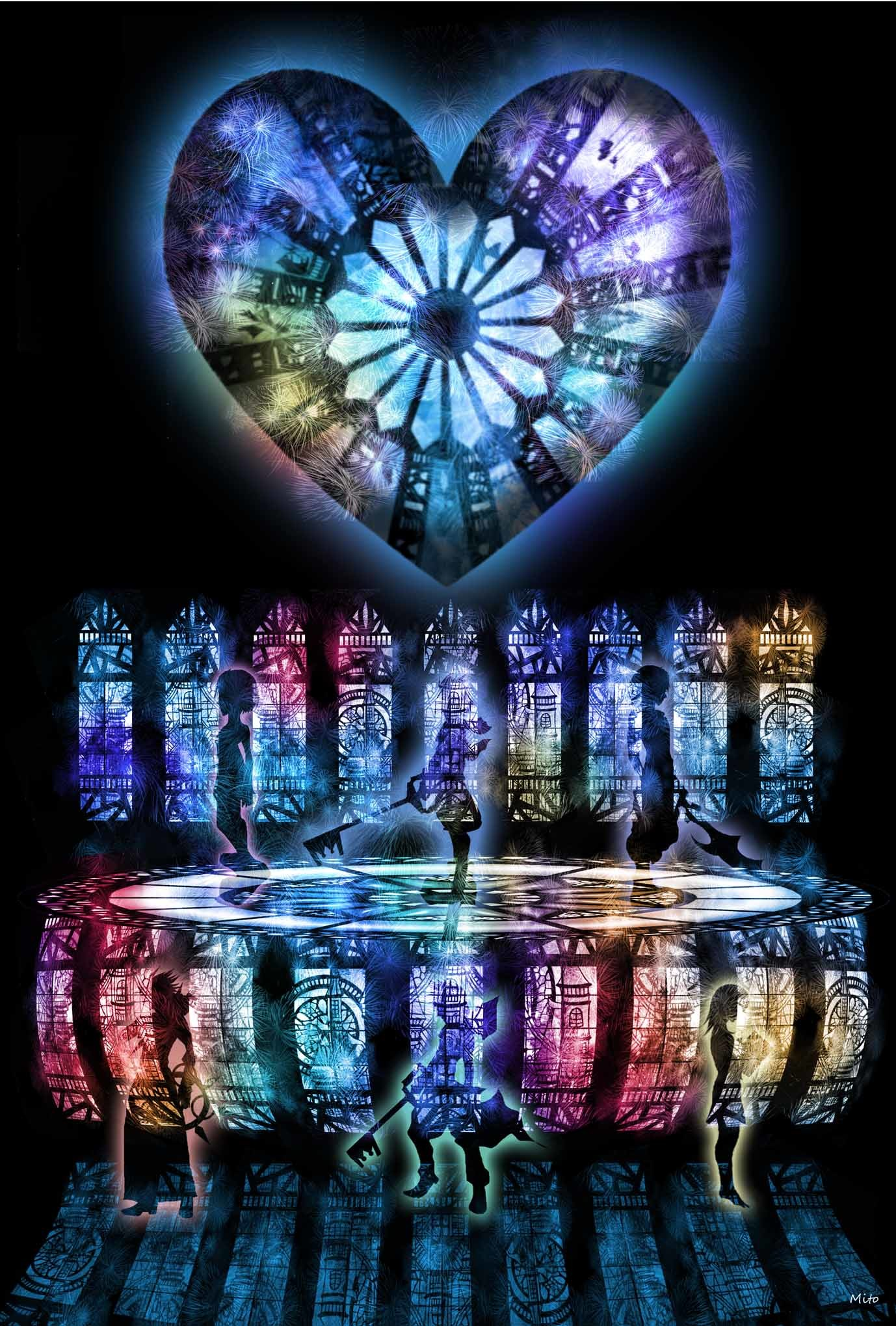 View Fullsize Kingdom Hearts Image