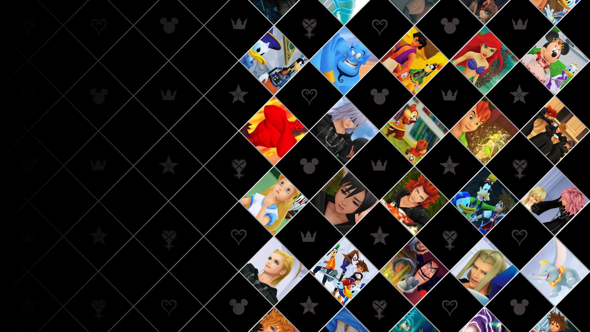 Kingdom Hearts Hd 1.5 Remix wallpaper 226031
