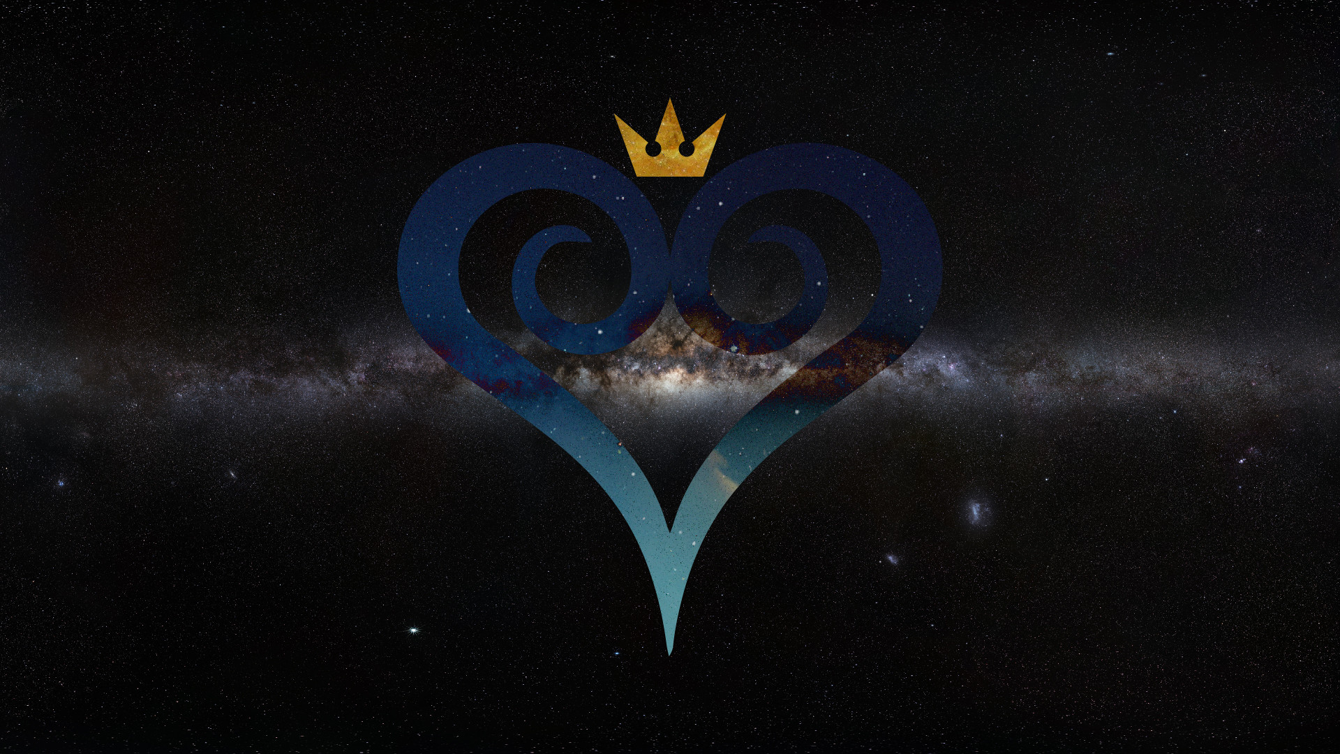 Kingdom Hearts – Nebula by DrBoxHead Kingdom Hearts – Nebula by DrBoxHead
