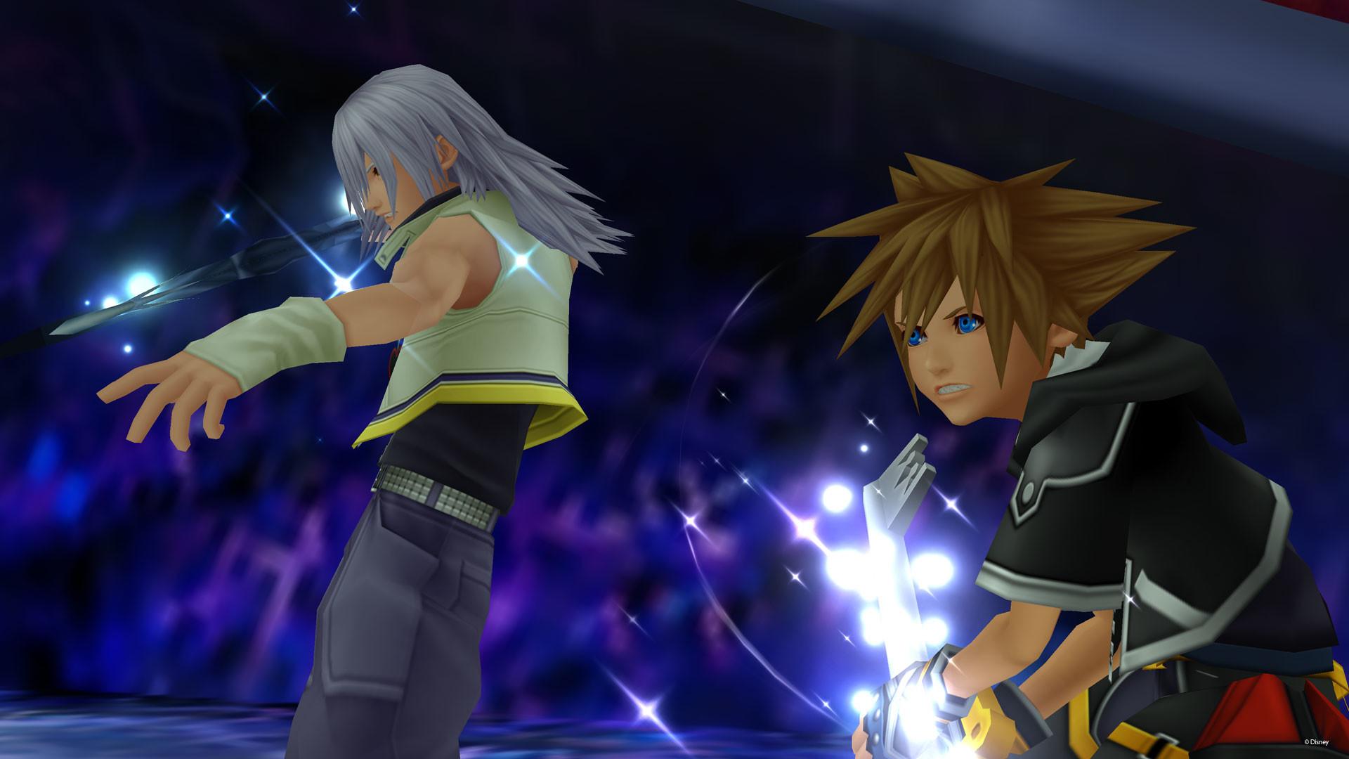 New Screenshots of Kingdom Hearts HD 2.5 ReMIX! – News – Kingdom Hearts  Insider