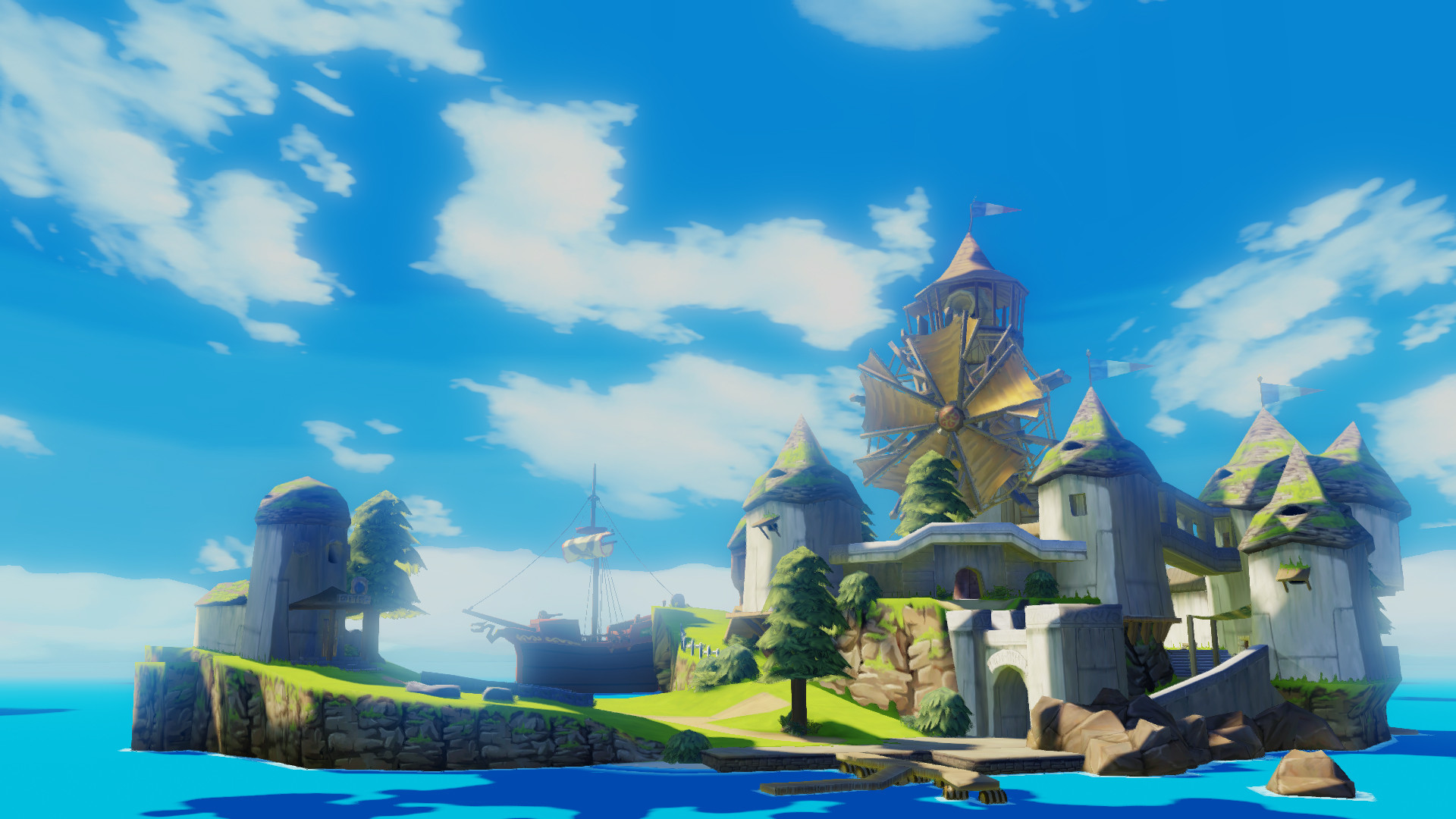 10 The Legend of Zelda: The Wind Waker HD HD Wallpapers | Backgrounds –  Wallpaper Abyss