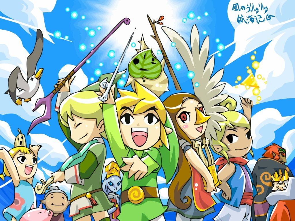 Wind Waker images Wind Waker Wallpaper HD wallpaper and background photos