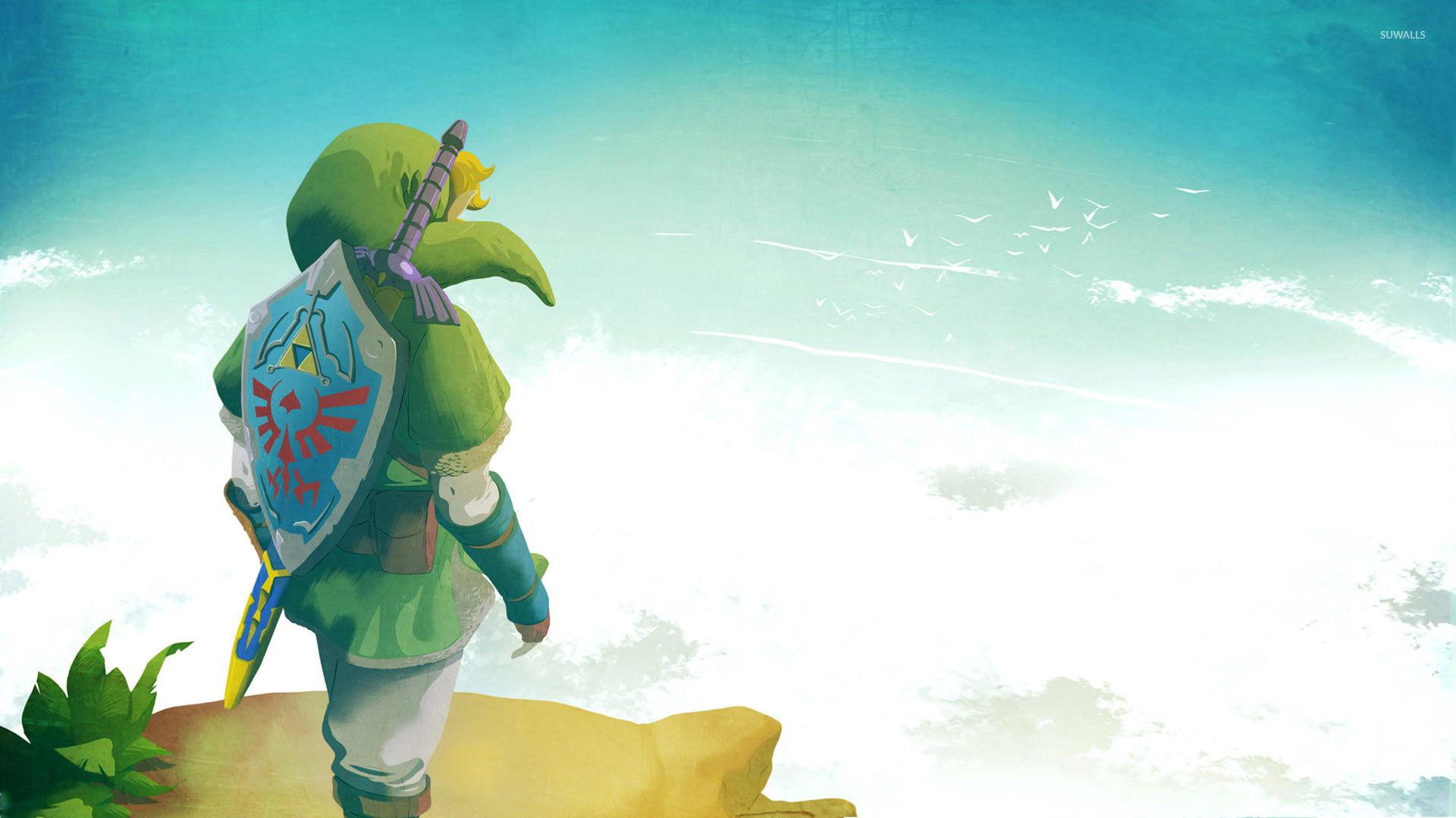 The Legend of Zelda: Skyward Sword wallpaper jpg