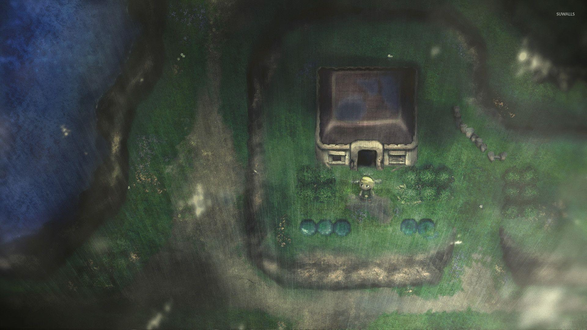 The Legend of Zelda – A Link to the Past wallpaper jpg