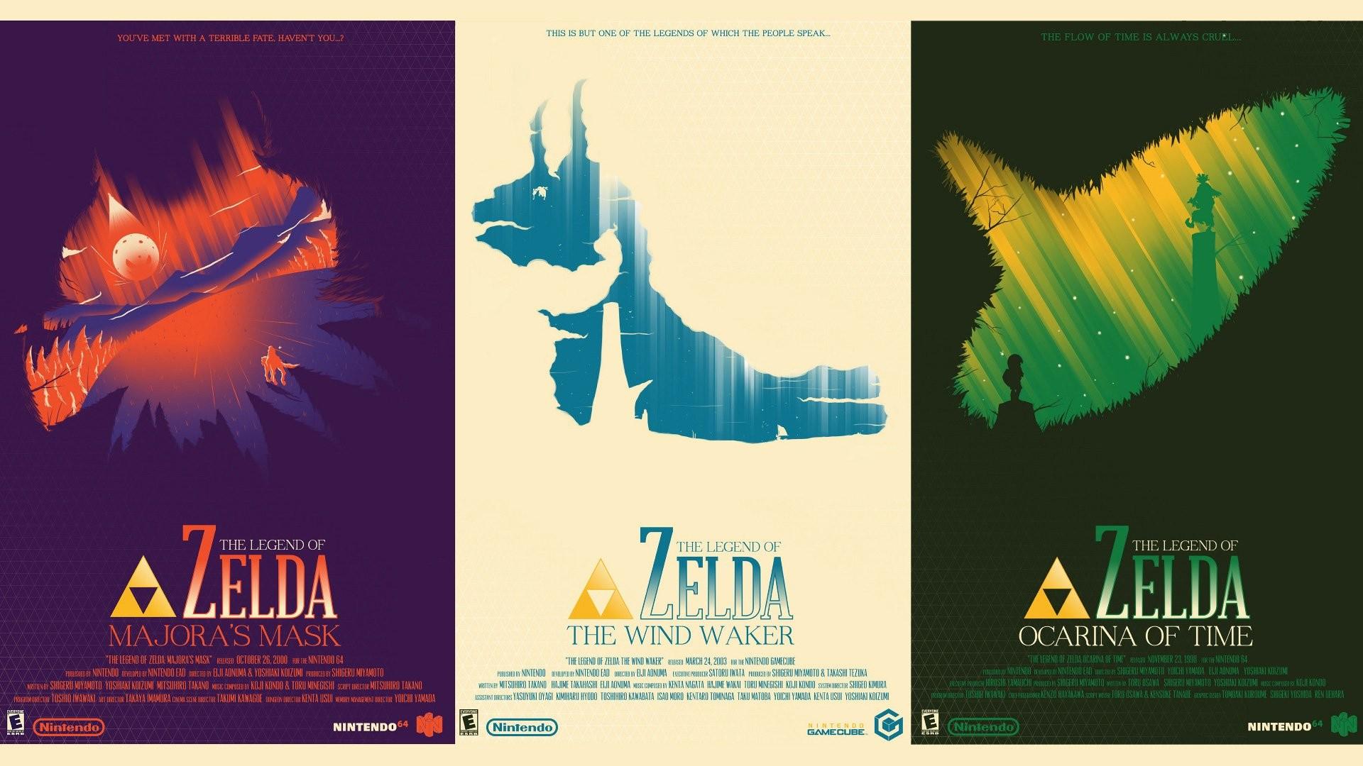 Video Game – The Legend Of Zelda The Legend Of Zelda: Majora's Mask The  Legend