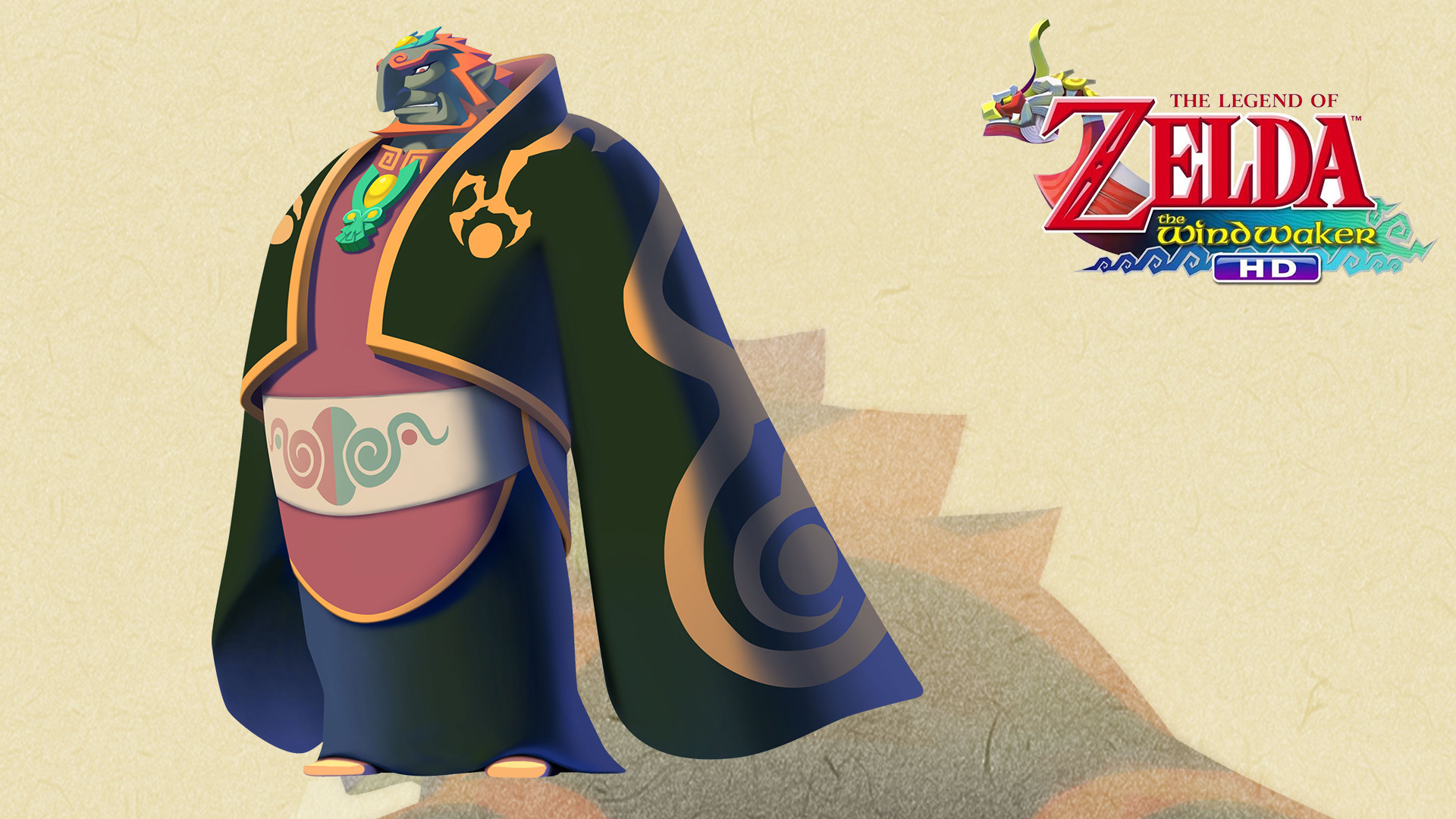 TLoZ: The Wind Waker – Wallpaper – Ganondorf by Thelimomon on .