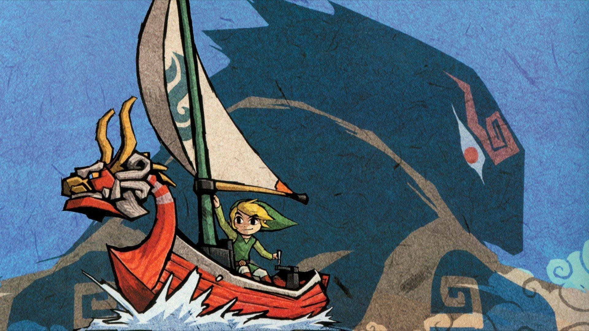 the legend of zelda the wind waker game hd wallpaper 1920×1080 3980. ««