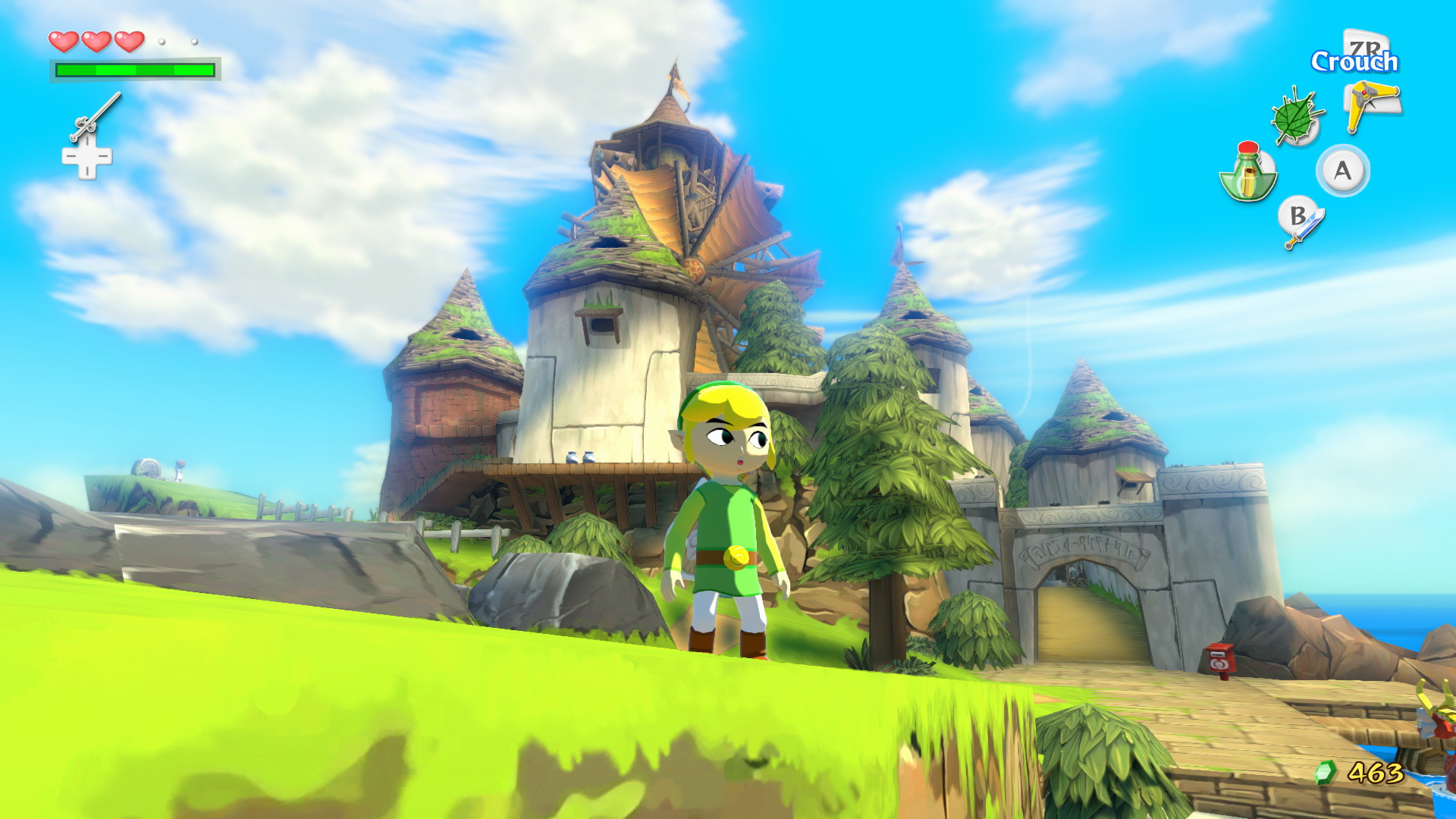 … wallpapers; legend of zelda the wind waker hd ot tingling with hd …