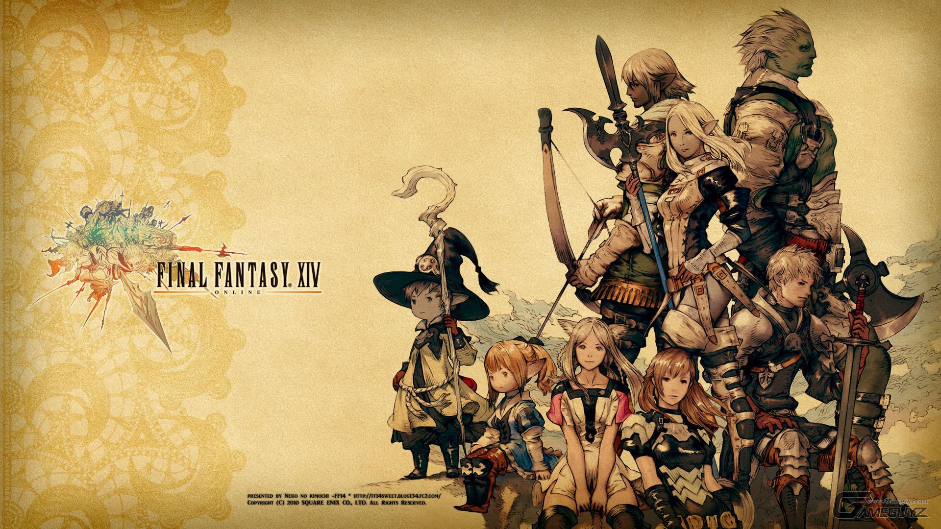 Final Fantasy Xiv Wallpaper 1080p
