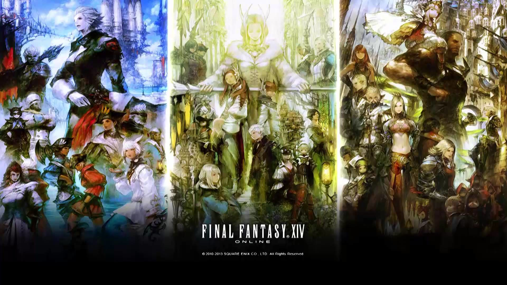 Zapper101's Top 101 RPG Battle Themes (2014 Edition) #86: Final Fantasy XIV  – YouTube