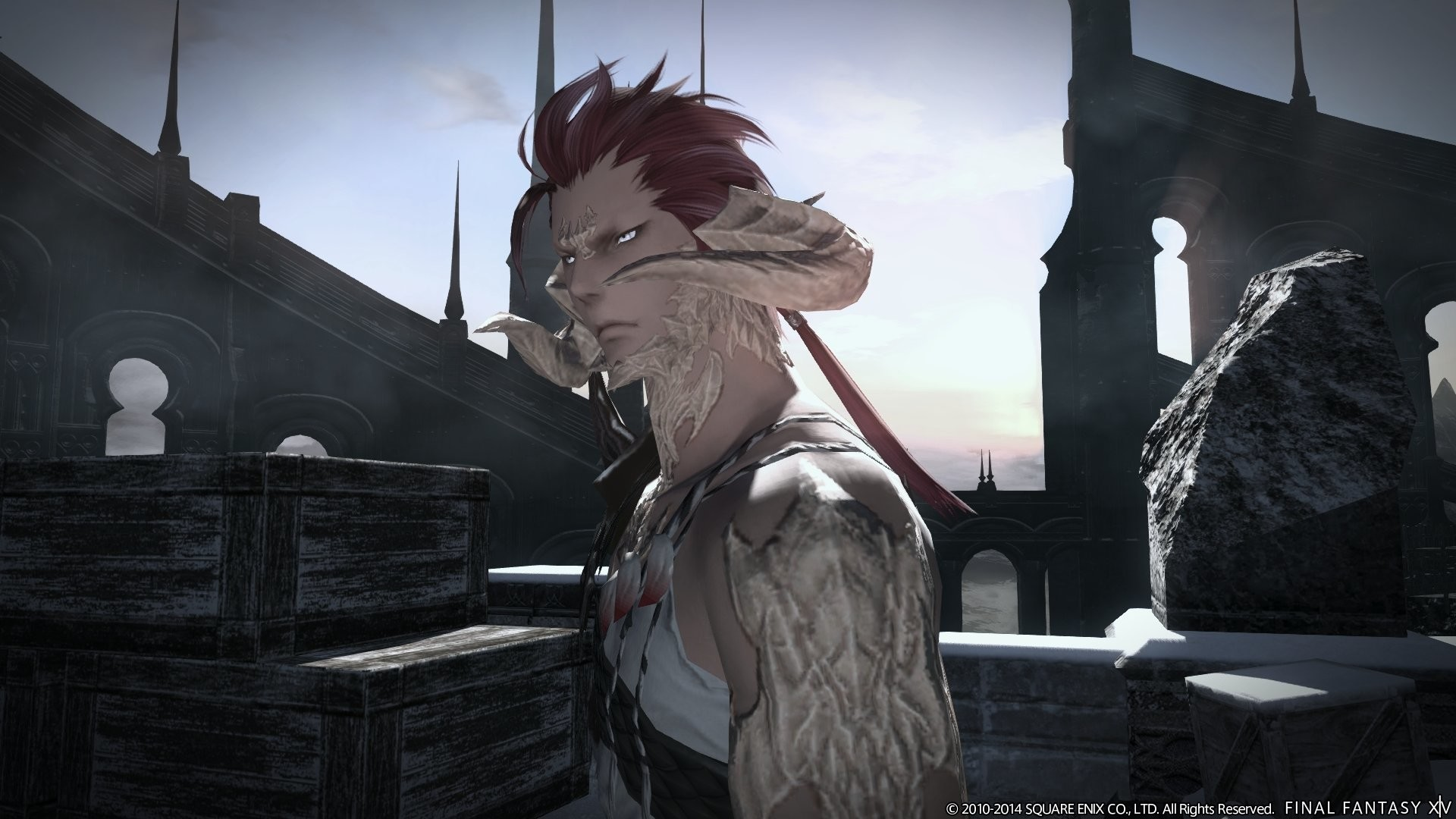 Amazing Final Fantasy XIV Expansion Screenshots Show New Jobs, New Race and  More in Shiny 1080p