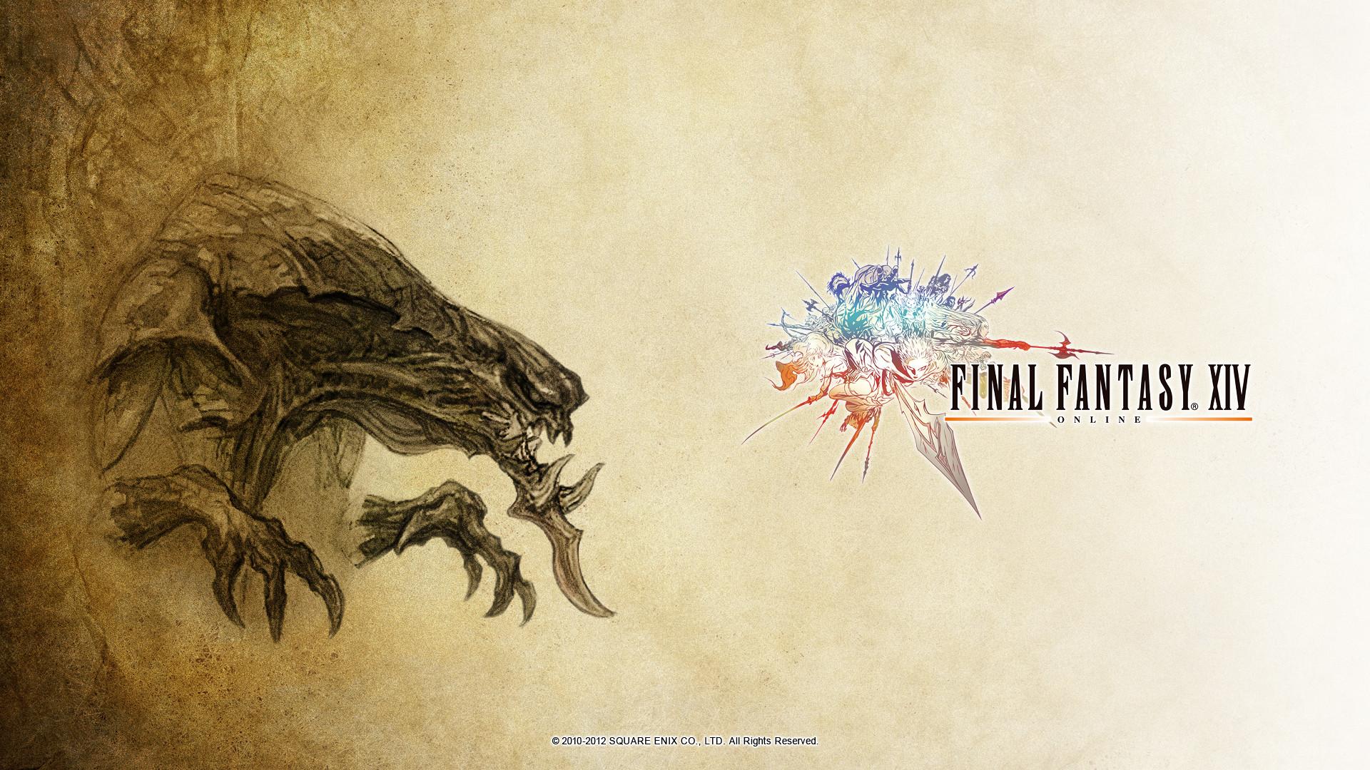 Image – FFXIV Wallpaper Demon Wall.jpg | Final Fantasy Wiki |  FANDOM powered by Wikia
