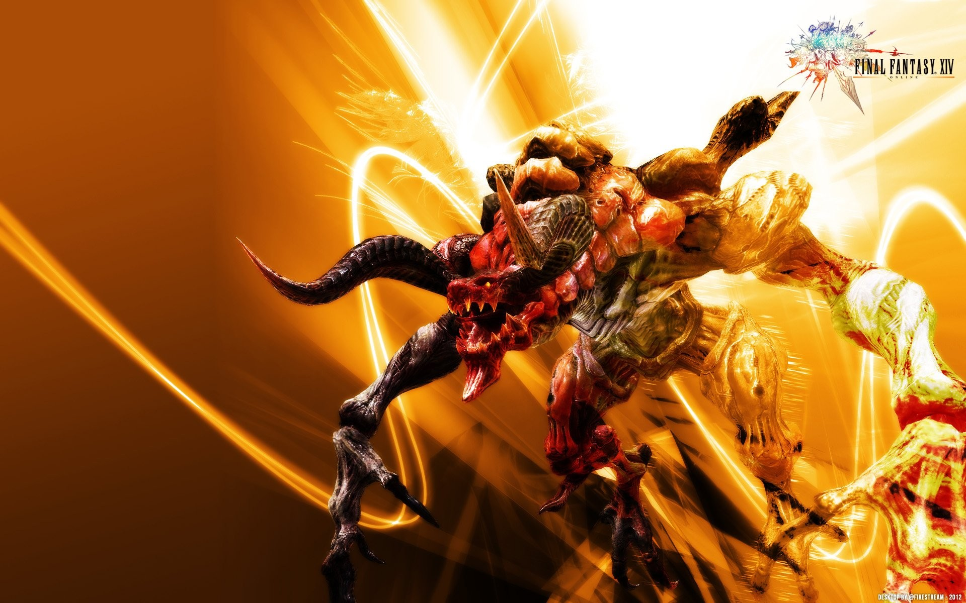 Final Fantasy Xiv Ifrit