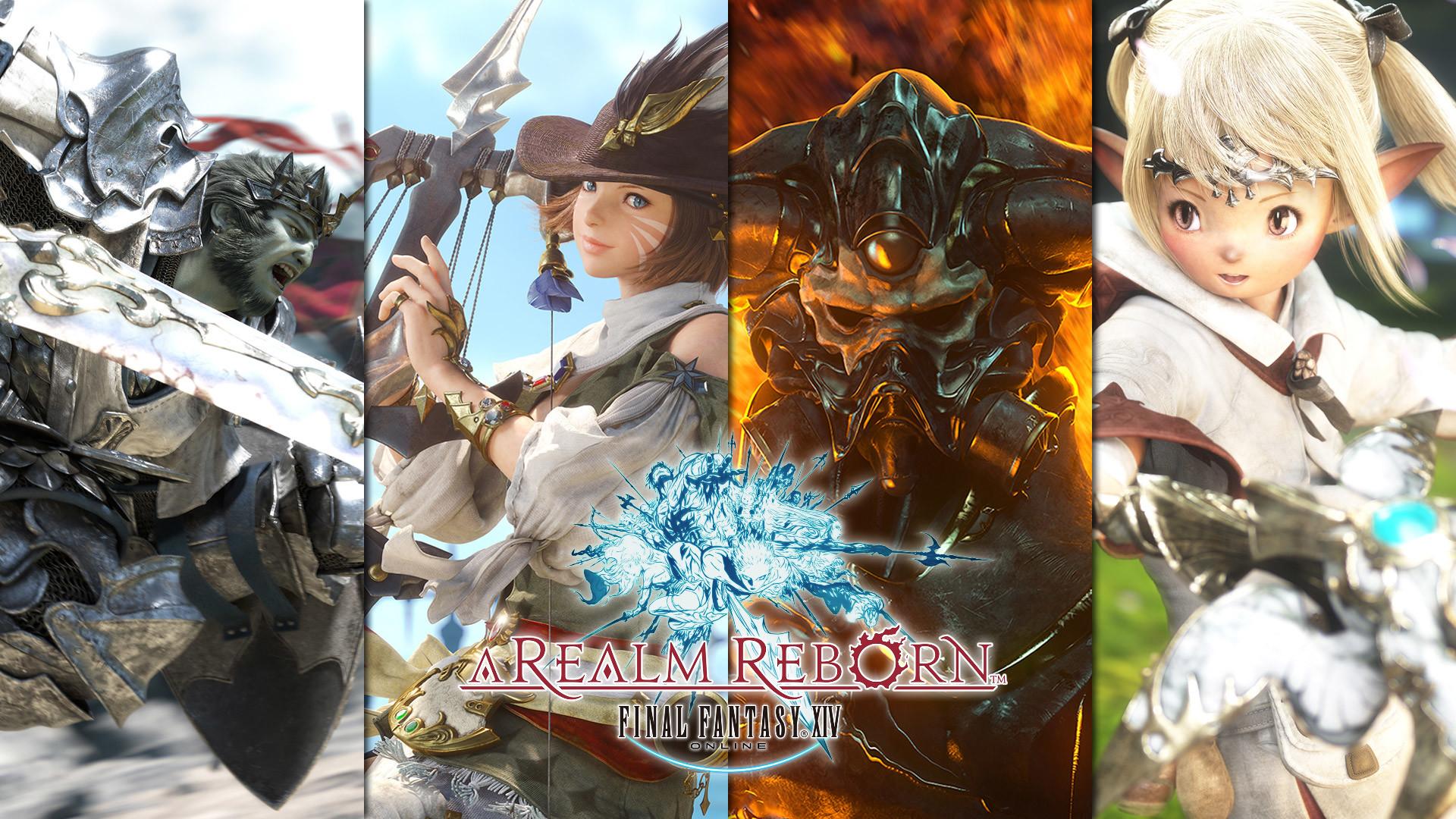 Final Fantasy XIV A Realm Reborn Computer Wallpapers Desktop | HD Wallpapers  | Pinterest | Final fantasy, Hd wallpaper and Finals