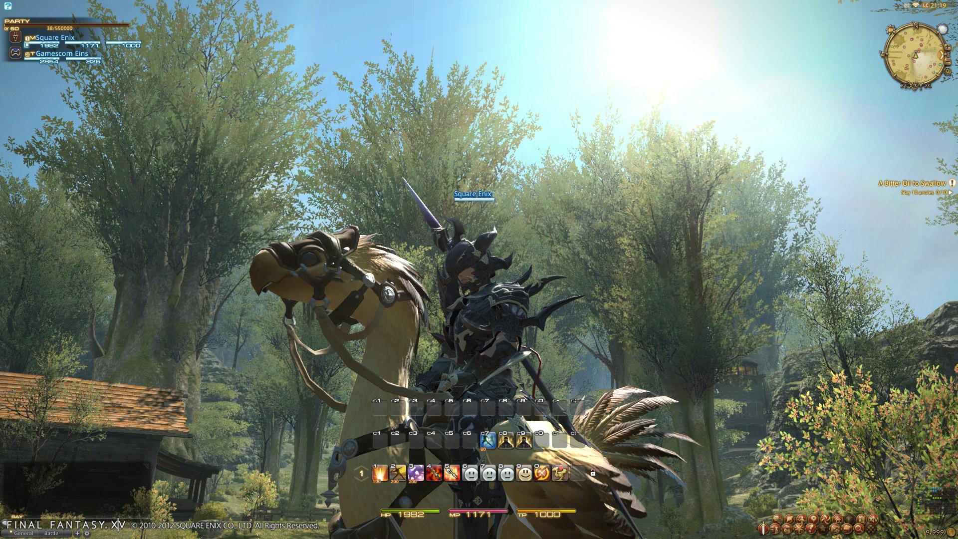 Video Game – Final Fantasy XIV: A Realm Reborn Wallpaper