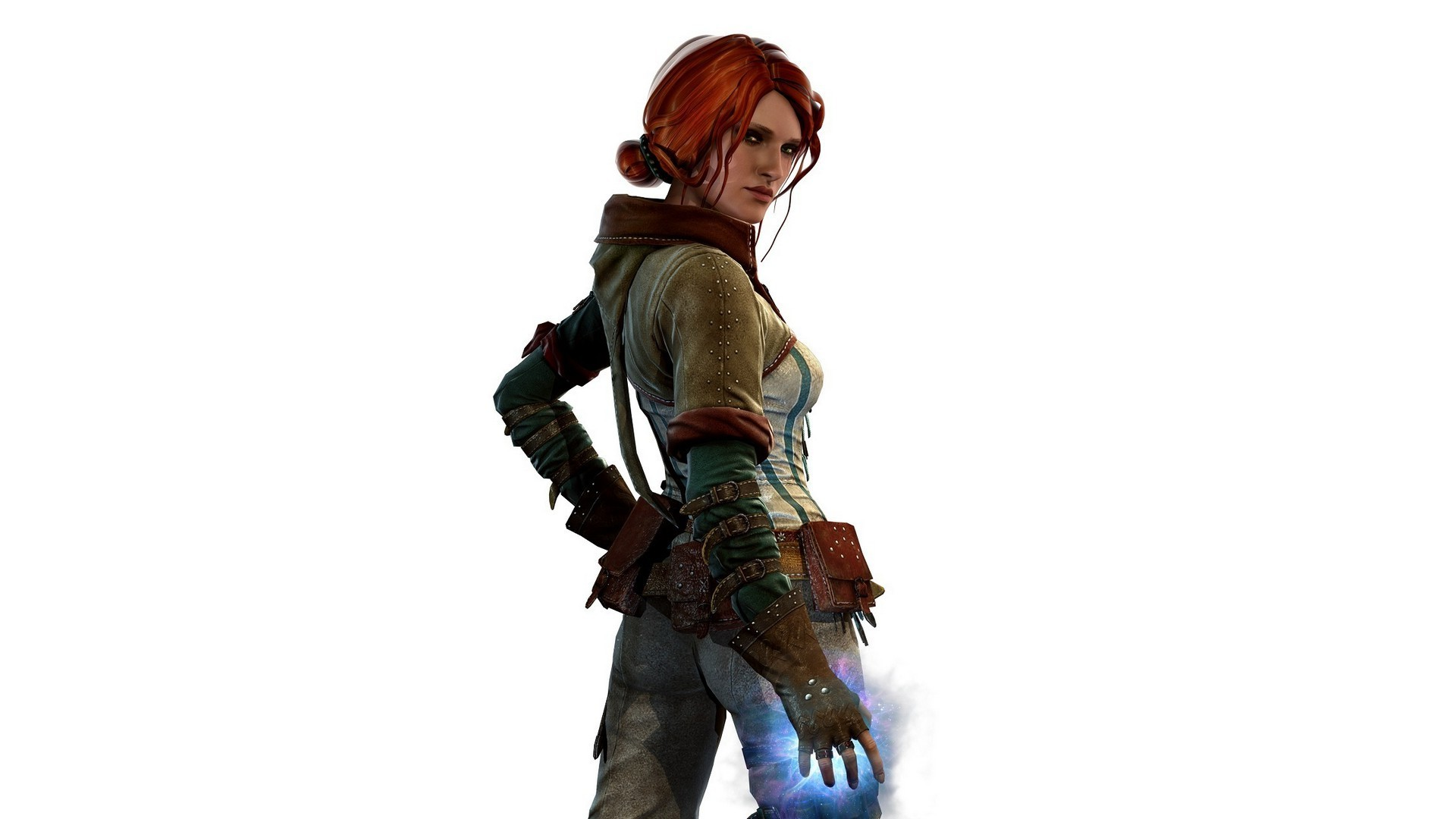 Triss Merigold, Video Game Characters, The Witcher Wallpapers HD / Desktop  and Mobile Backgrounds