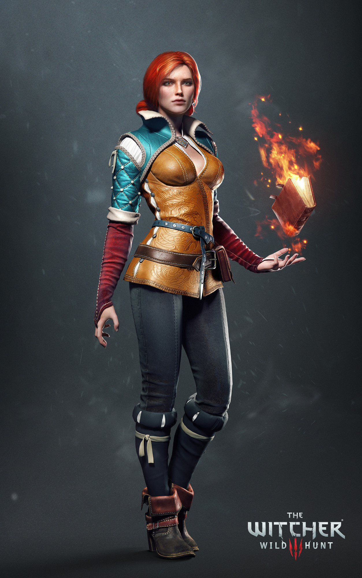 Armor with the nearest resemblance to Triss Merigold's outfit?