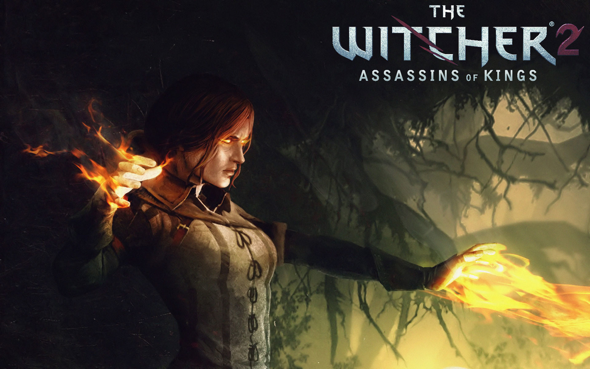 The Witcher Triss
