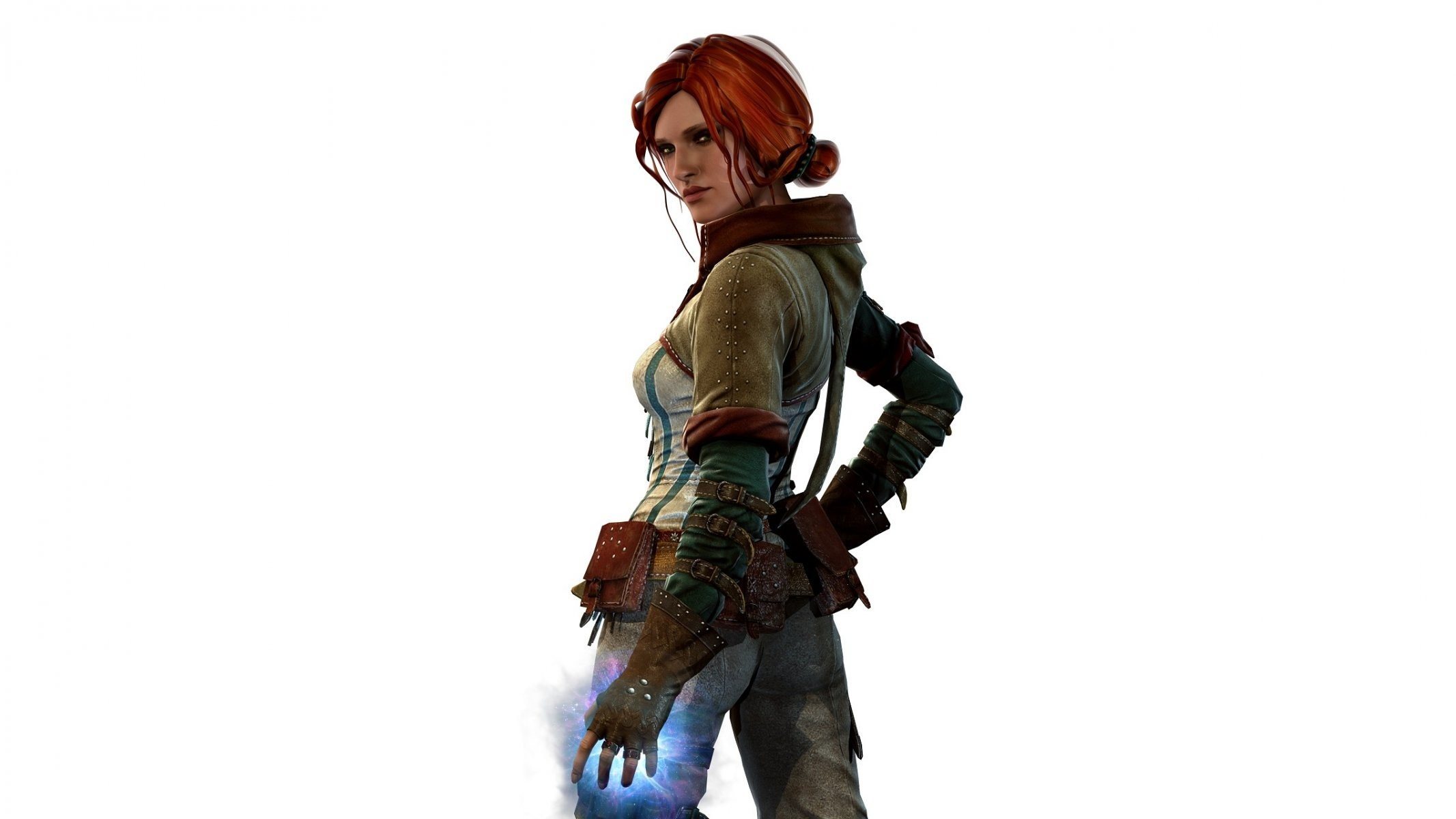the witcher 2 the witcher 2 triss merigold magic