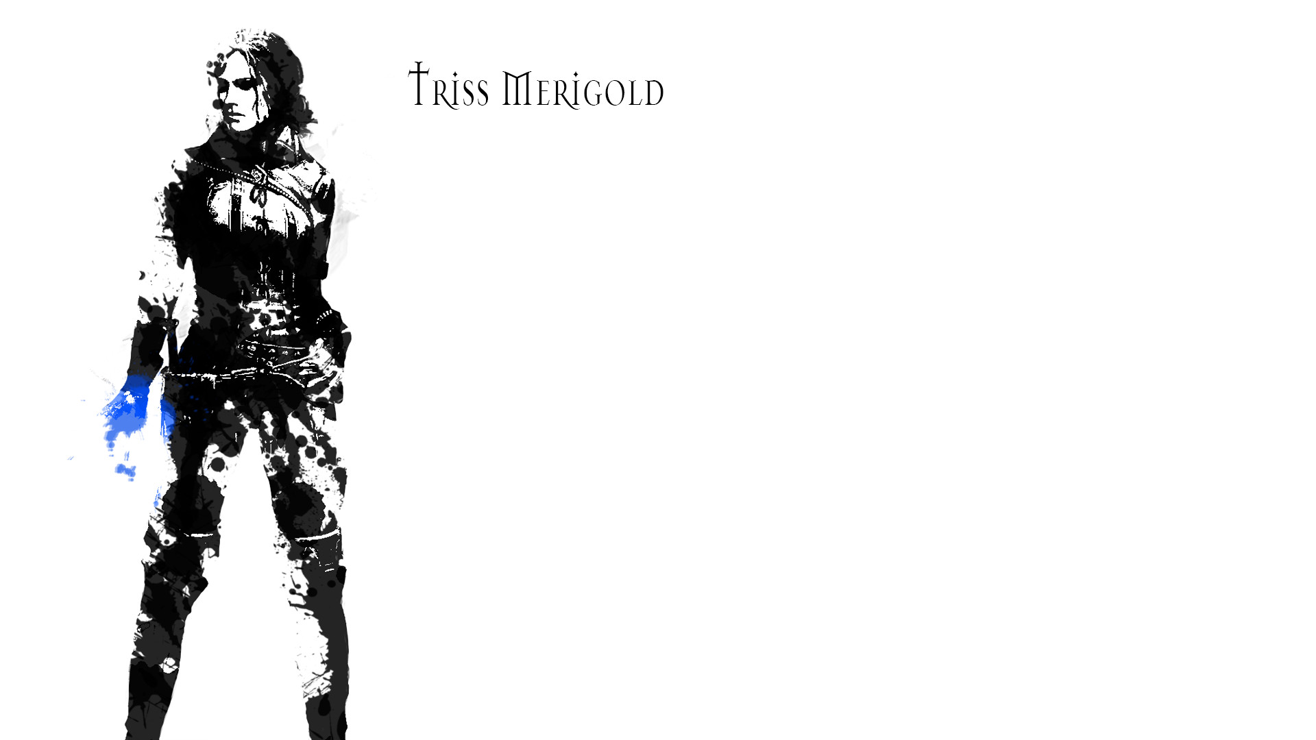 Triss Merigold by JacobGwynbleiid Triss Merigold by JacobGwynbleiid