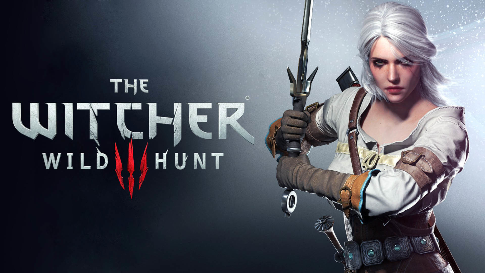 Ciri from The Witcher 3: Wild Hunt wallpaper