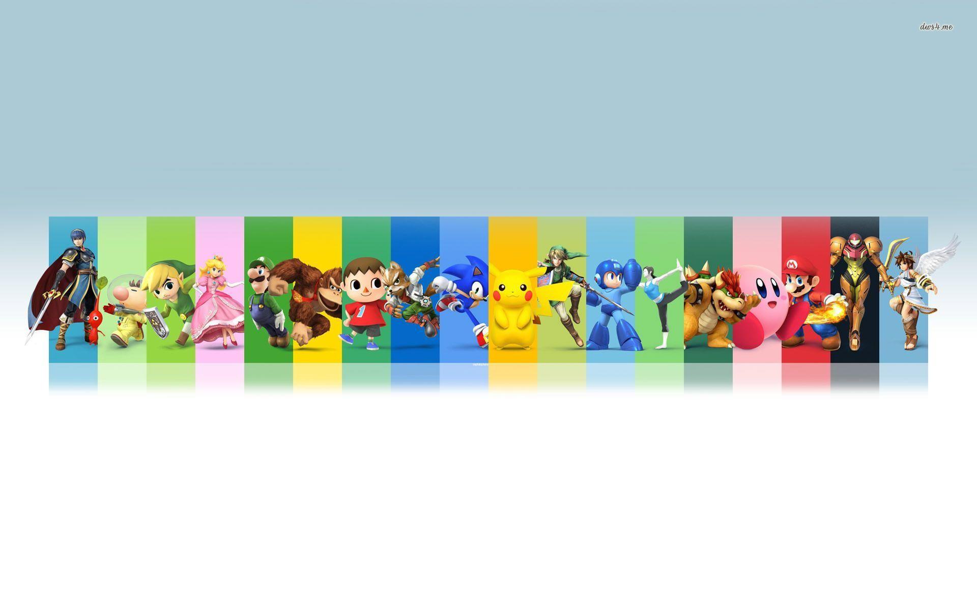 73 Nintendo Wallpaper Hd