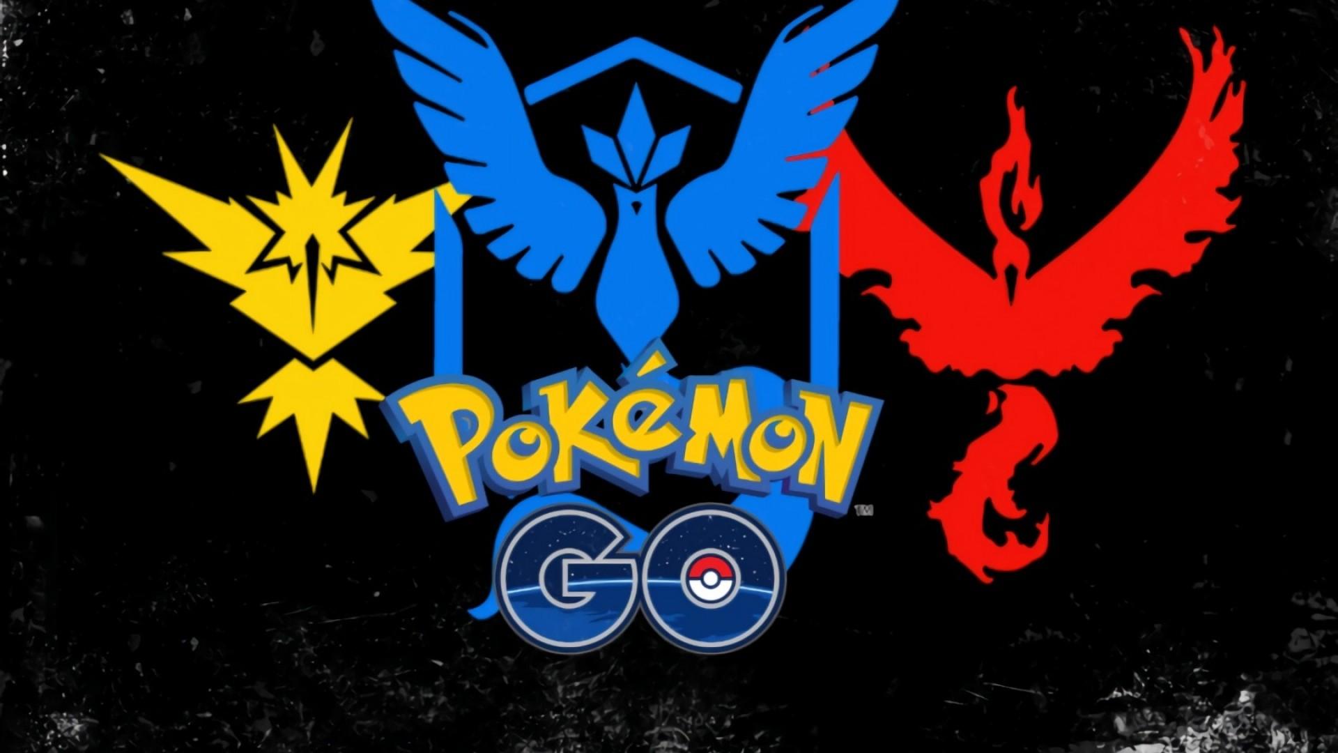 Wallpaper pokemon go, game, nintendo