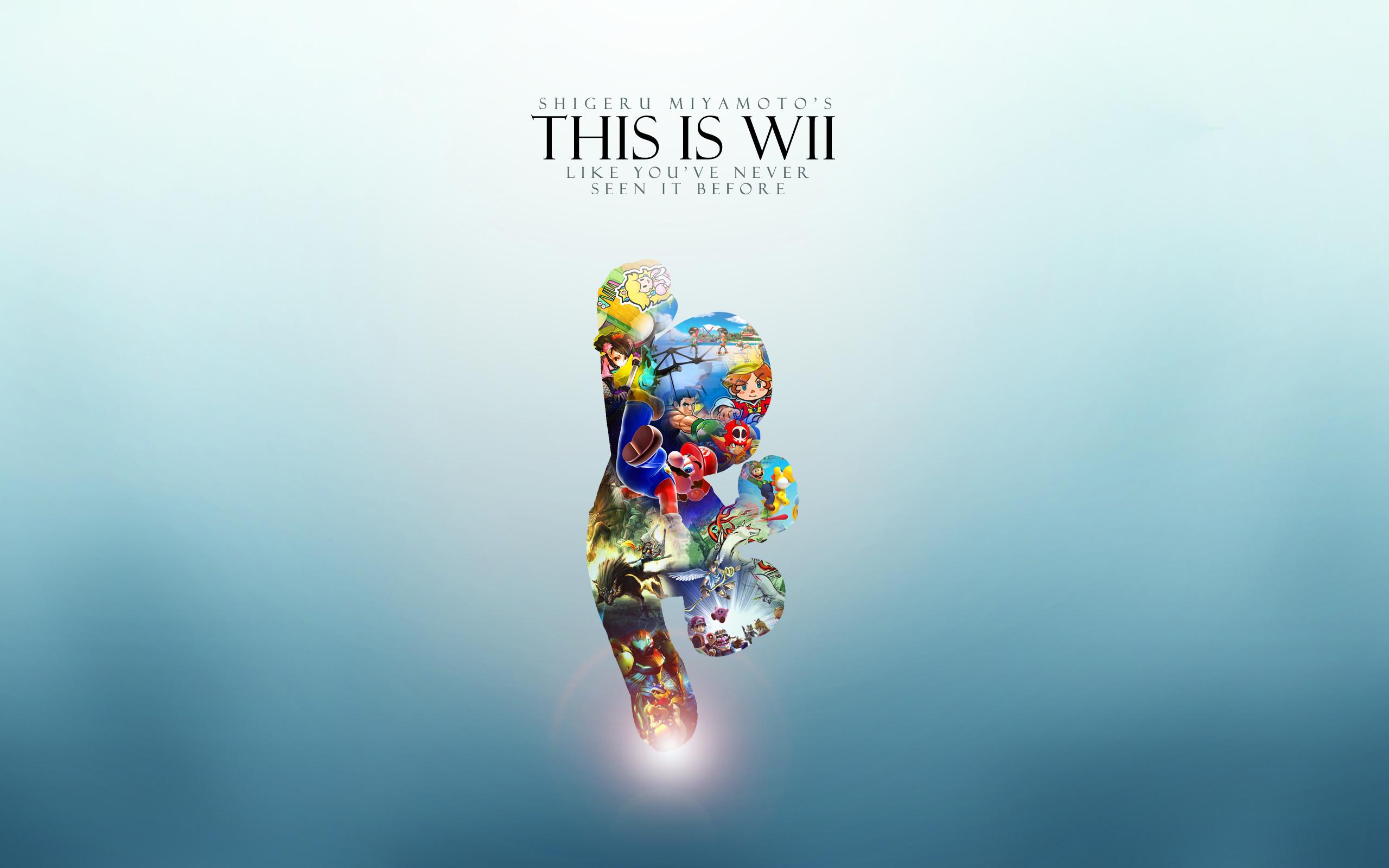 Video Game – Nintendo Mario Wii Wallpaper