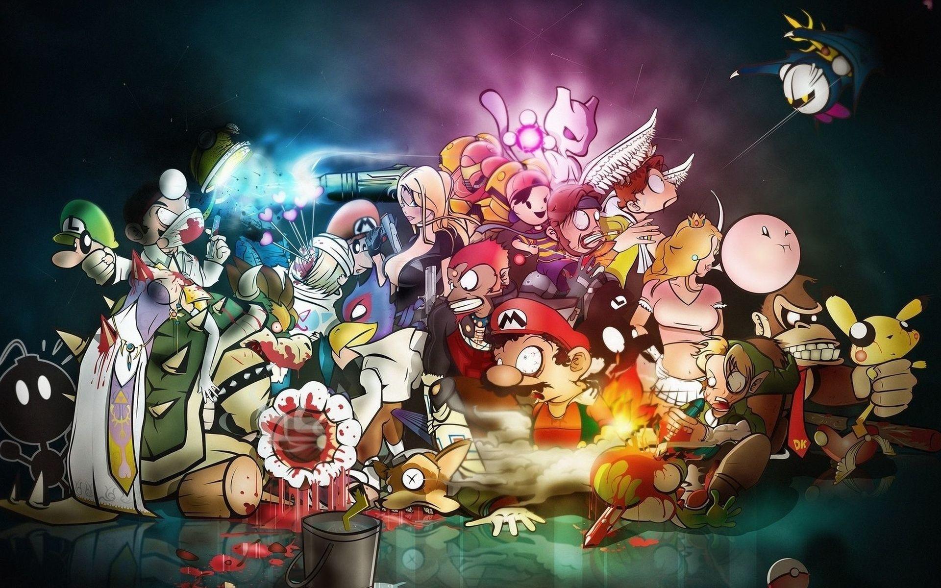 Nintendo Full HD Wallpaper
