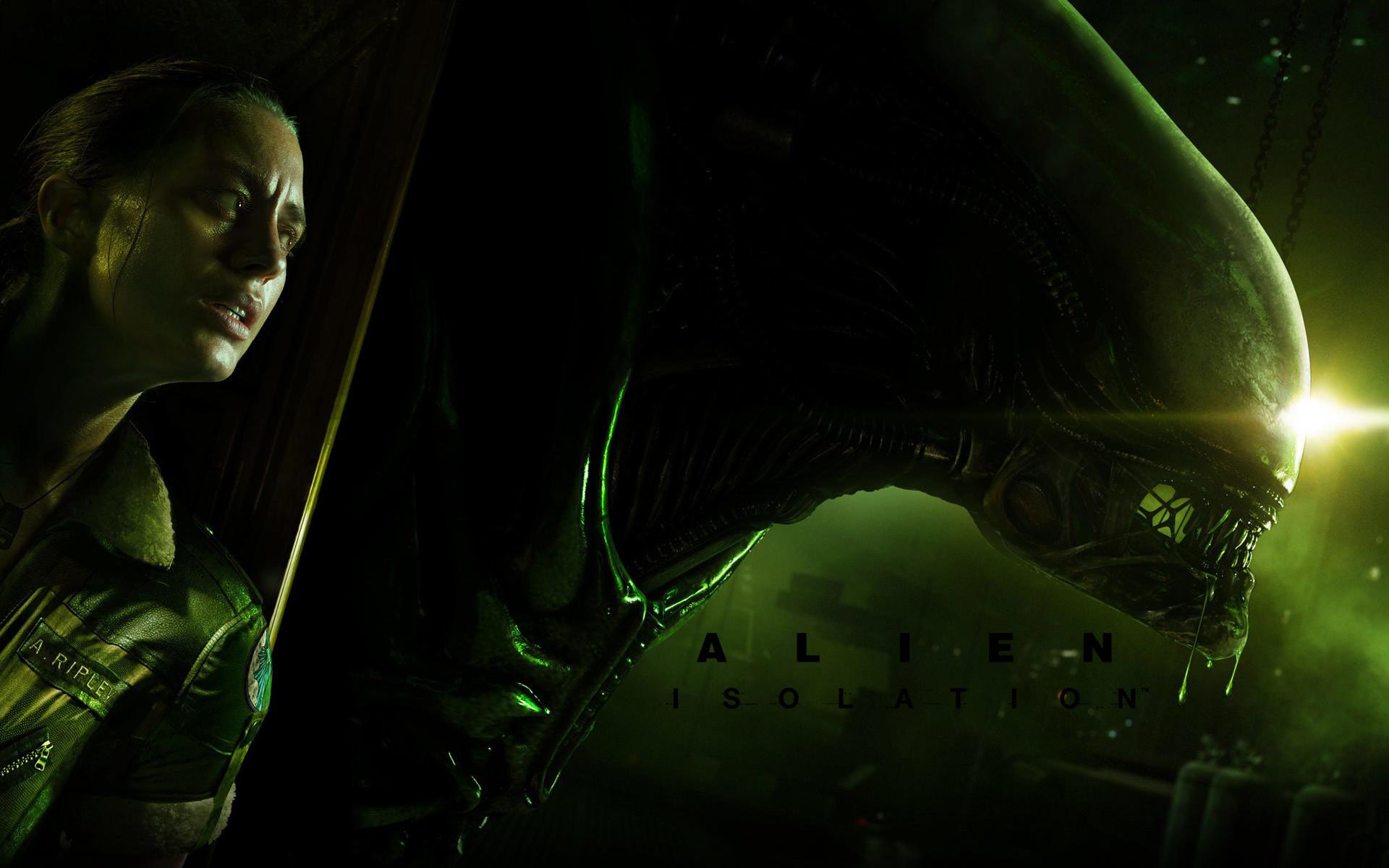 Alien Isolation Game