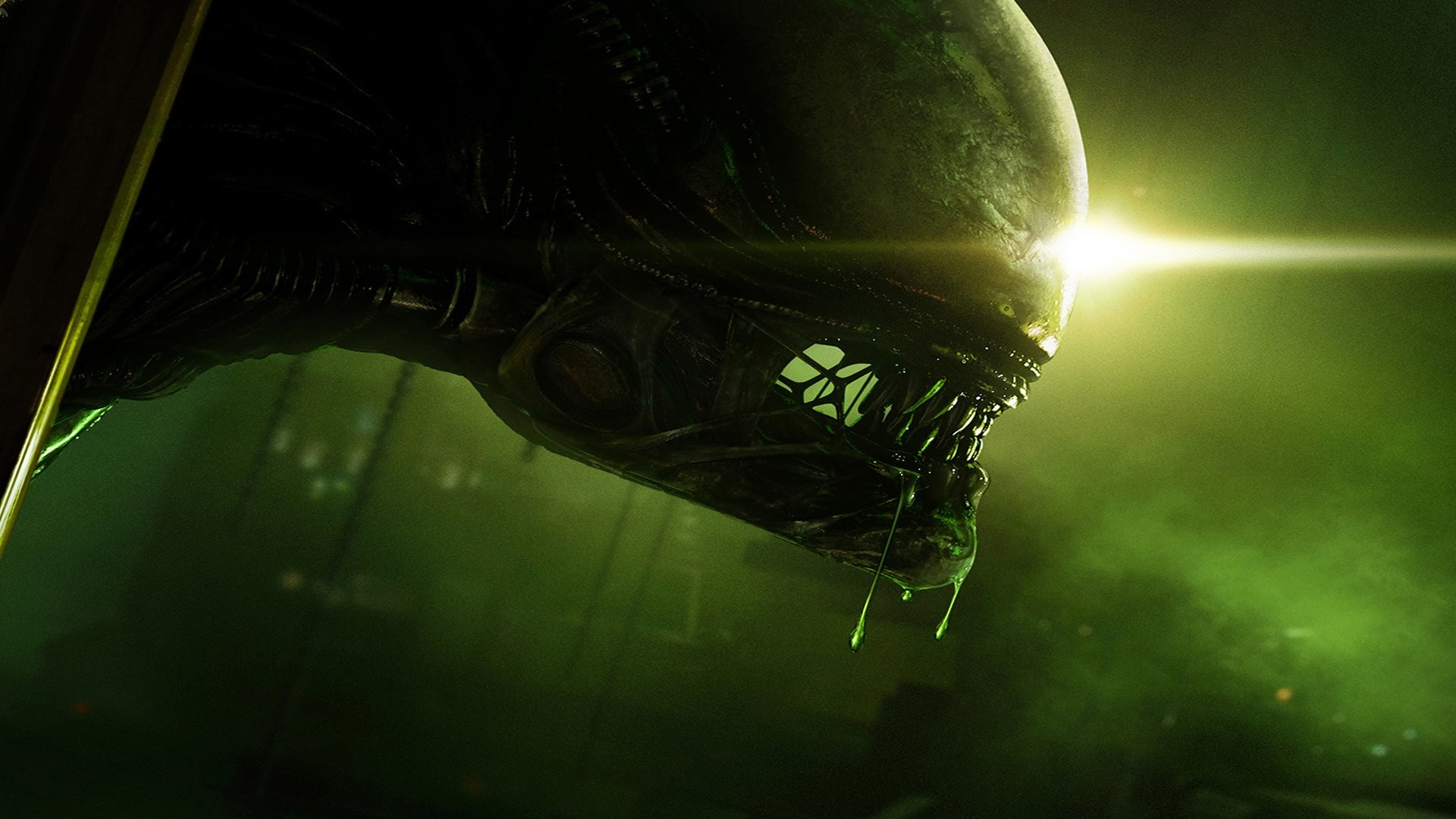 HD Wallpaper   Background ID:677926. Video Game Alien: Isolation