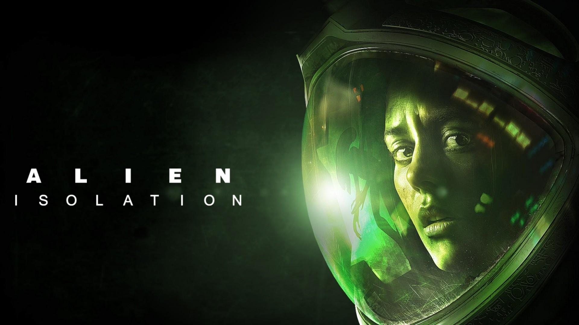 Preview wallpaper alien isolation, game, 2014, ellen ripley, girl 1920×1080