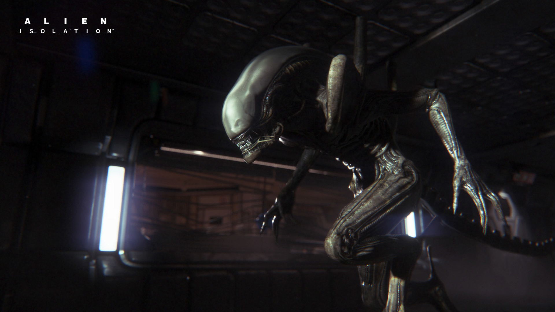 HD Wallpaper   Background ID:550026. Video Game Alien: Isolation