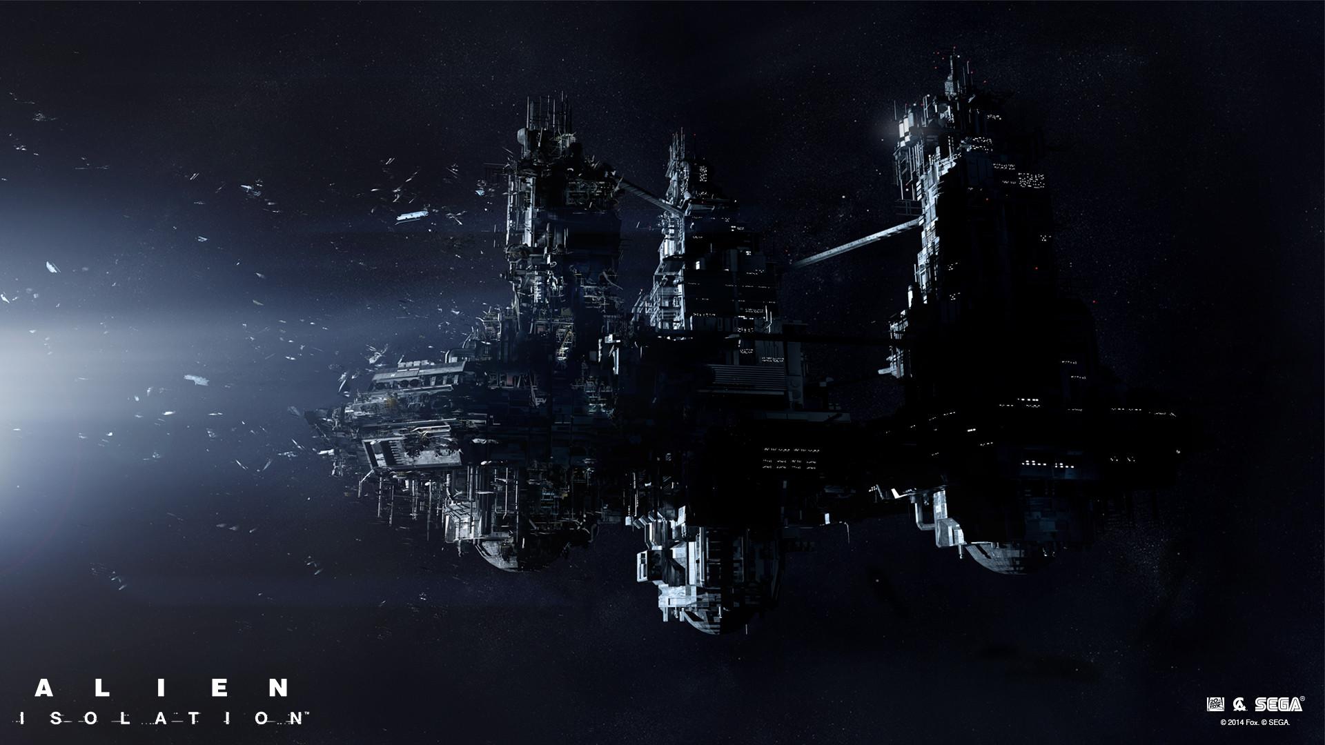 Add media Report RSS Alien: Isolation – SEVASTOPOL Wallpaper (view original)