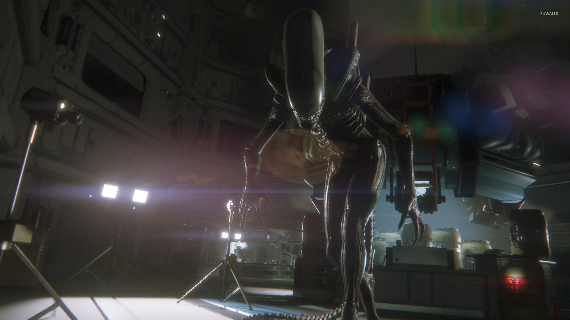 Alien: Isolation [7] wallpaper jpg