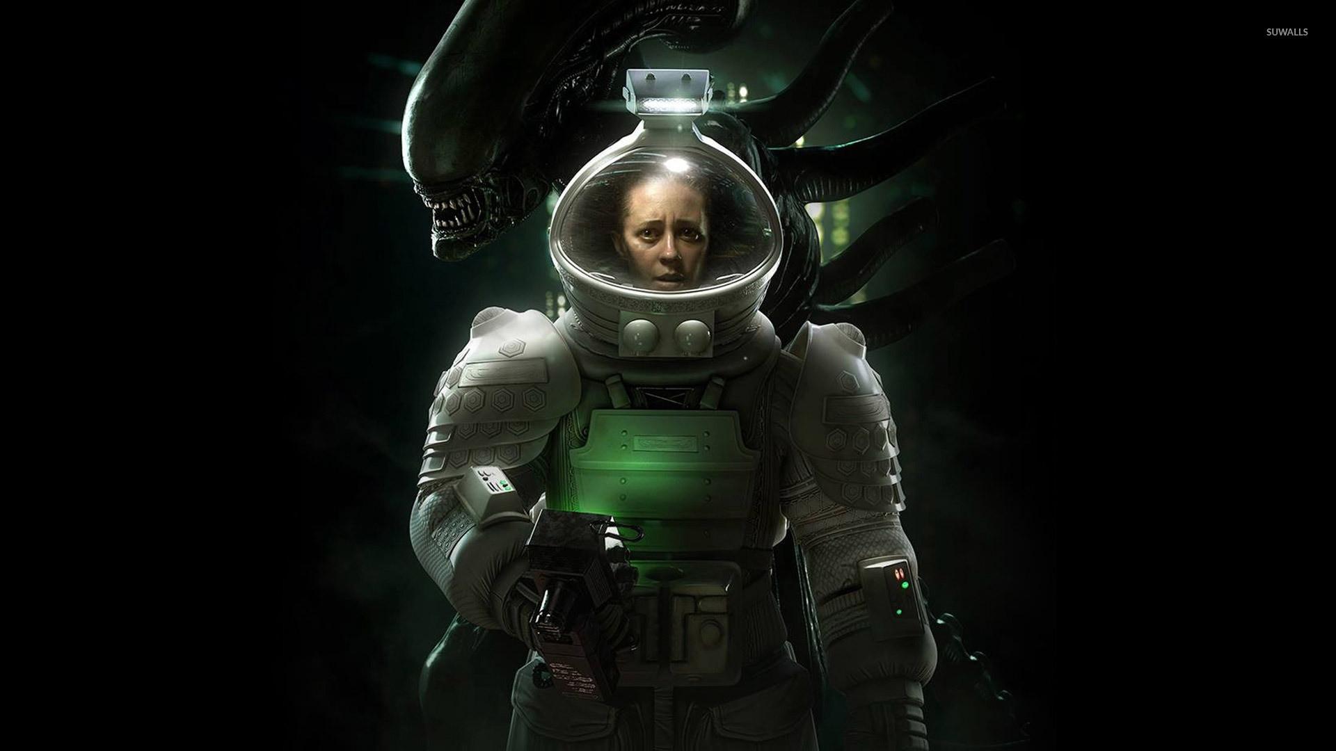Alien: Isolation [4] wallpaper jpg