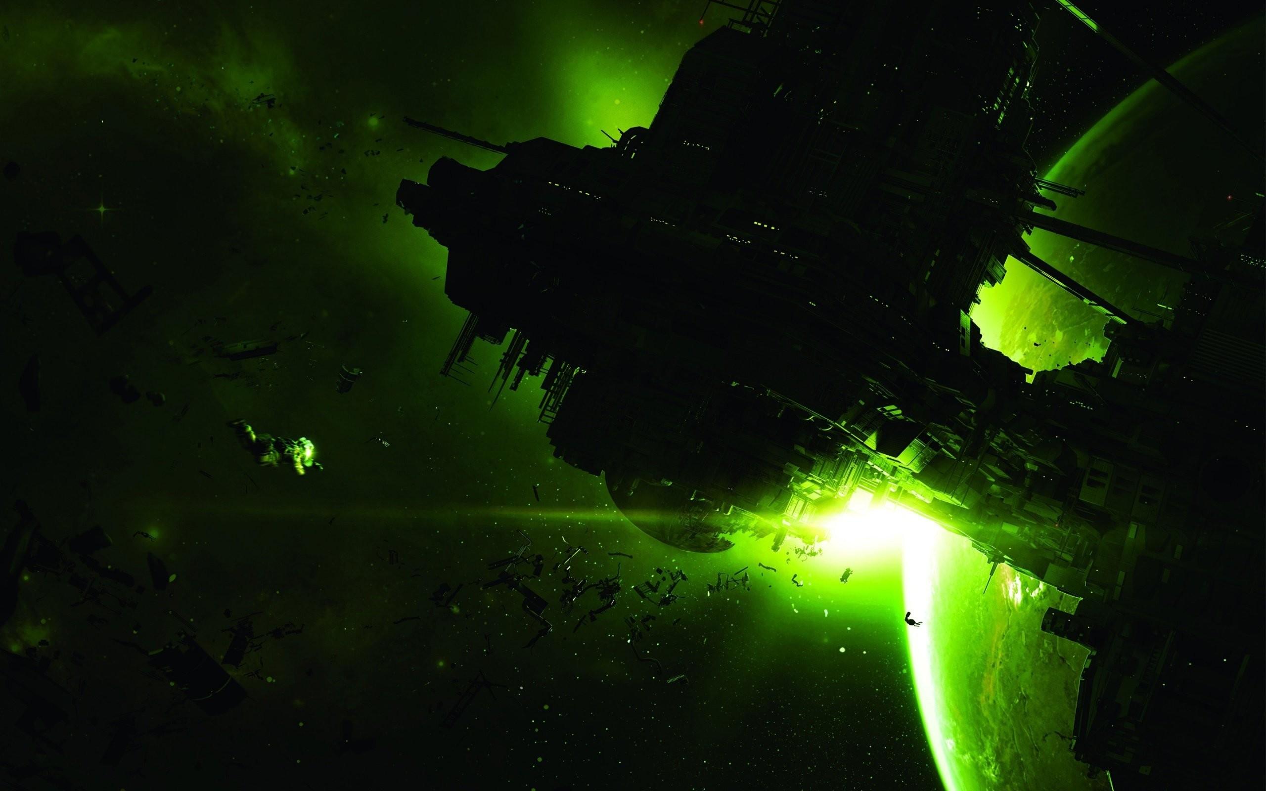 Alien: Isolation Wallpaper 2560×1600 304501 WallpaperUP Cool Alien  Isolation Wallpaper Free Wallpaper For