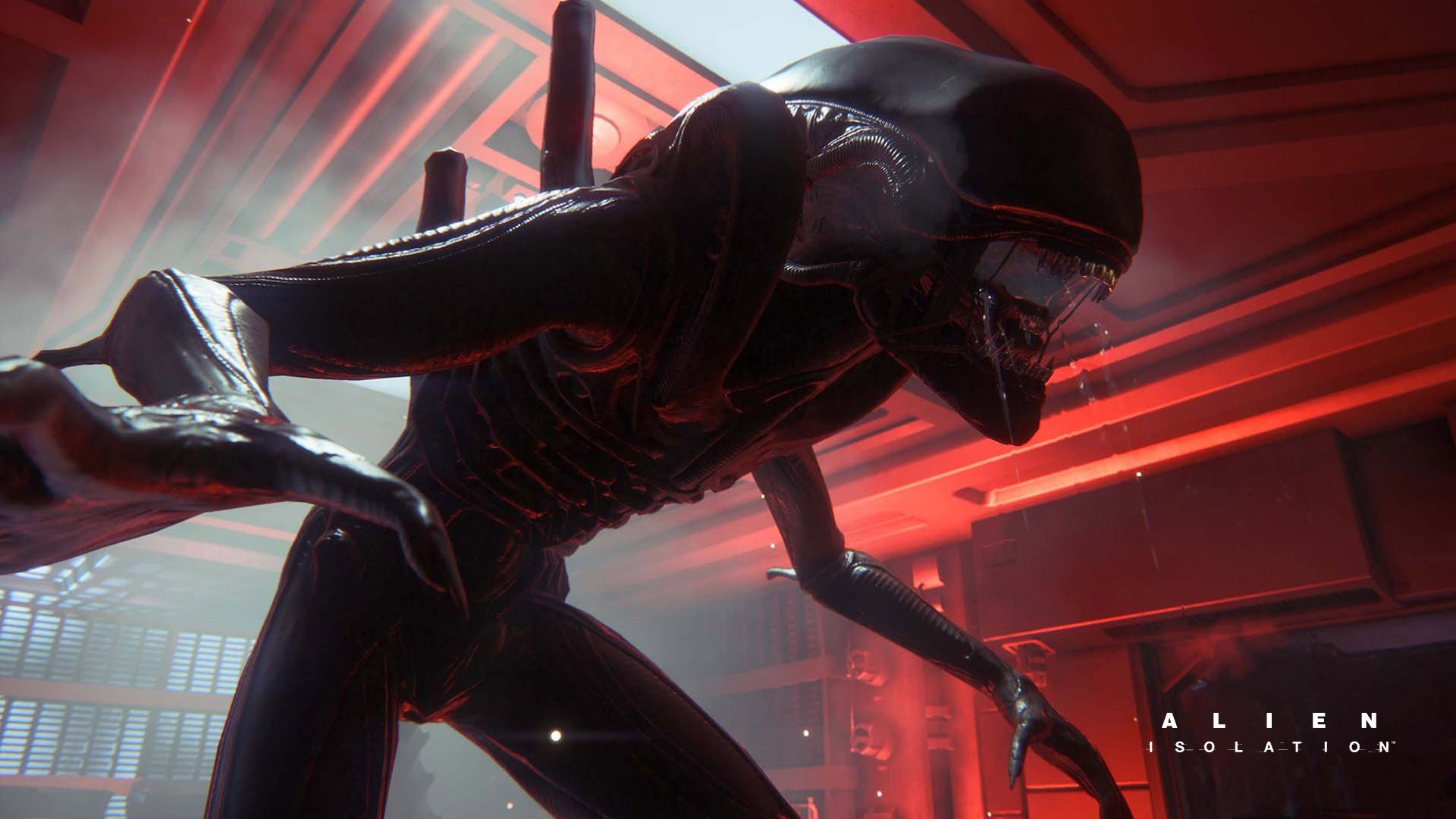 free computer wallpaper for alien isolation
