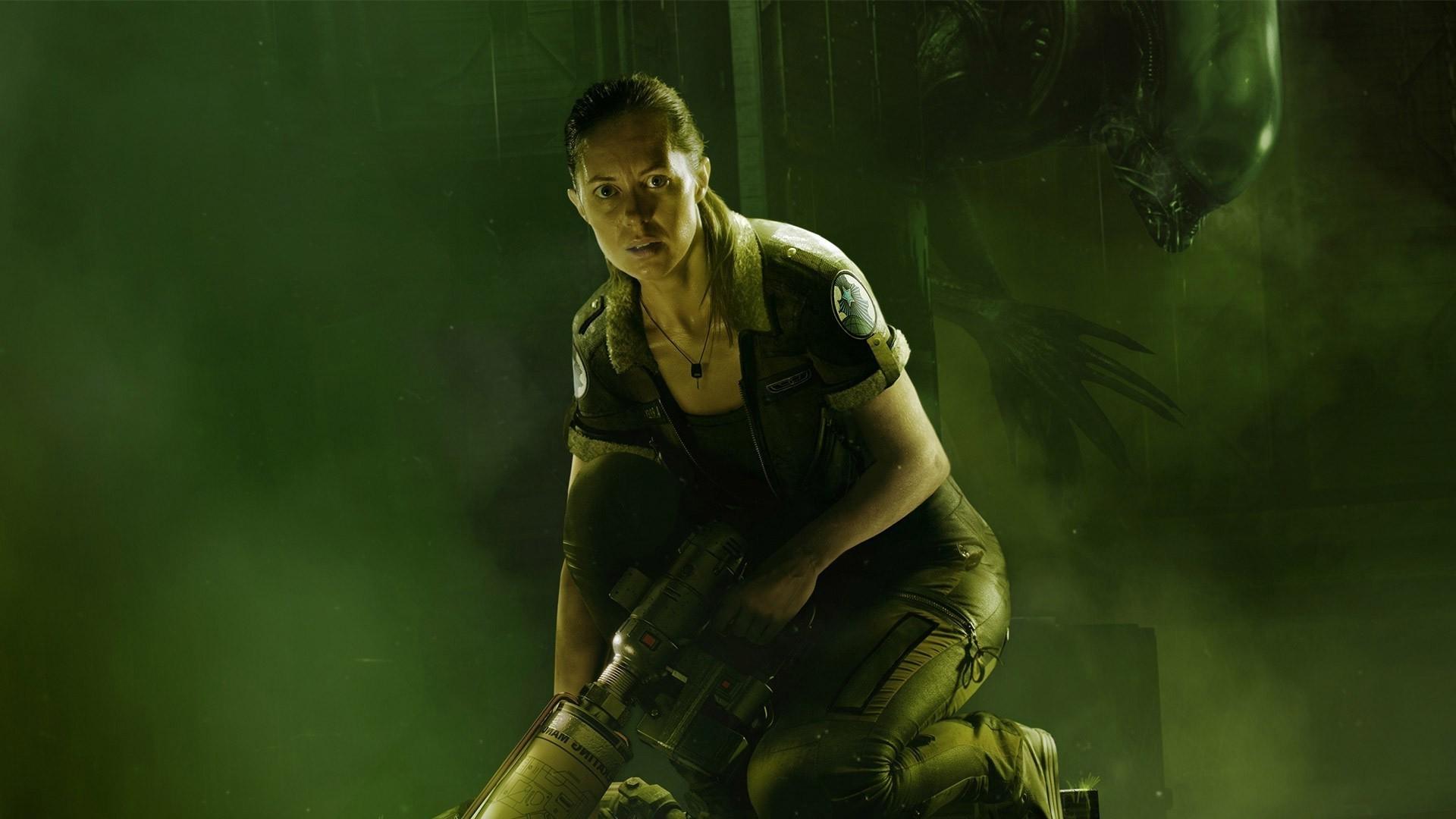 Amanda Ripley, Xenomorph, Alien: Isolation, Video Games Wallpapers HD /  Desktop and Mobile Backgrounds