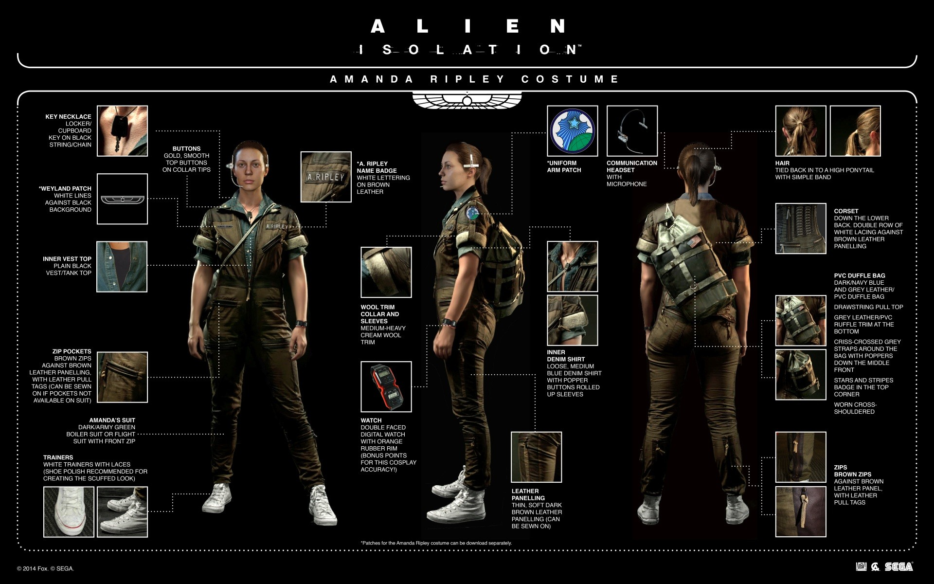 … wallpapers and boxart for Alien Isolation. 1_ai_cosplay_amanda.jpg