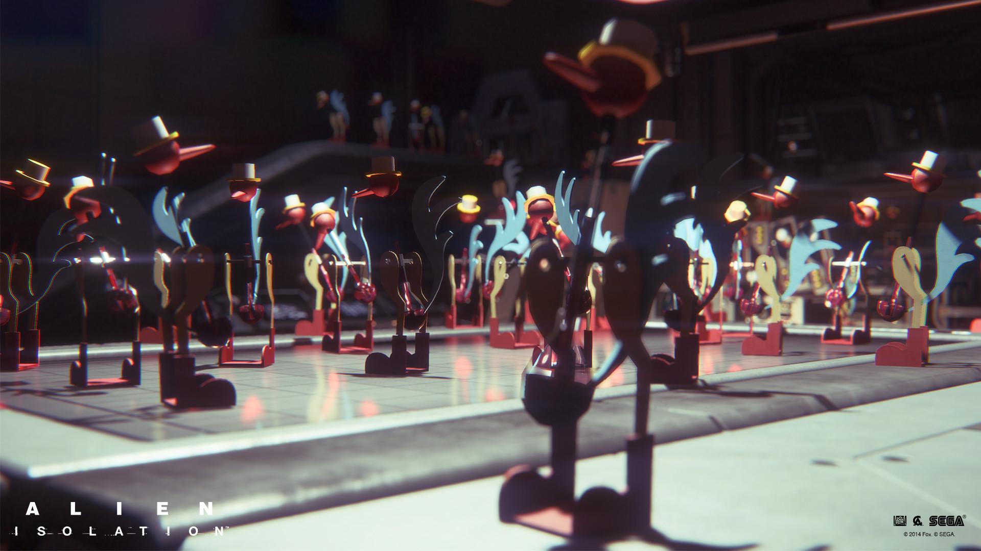 Video Game – Alien: Isolation Bakgrund