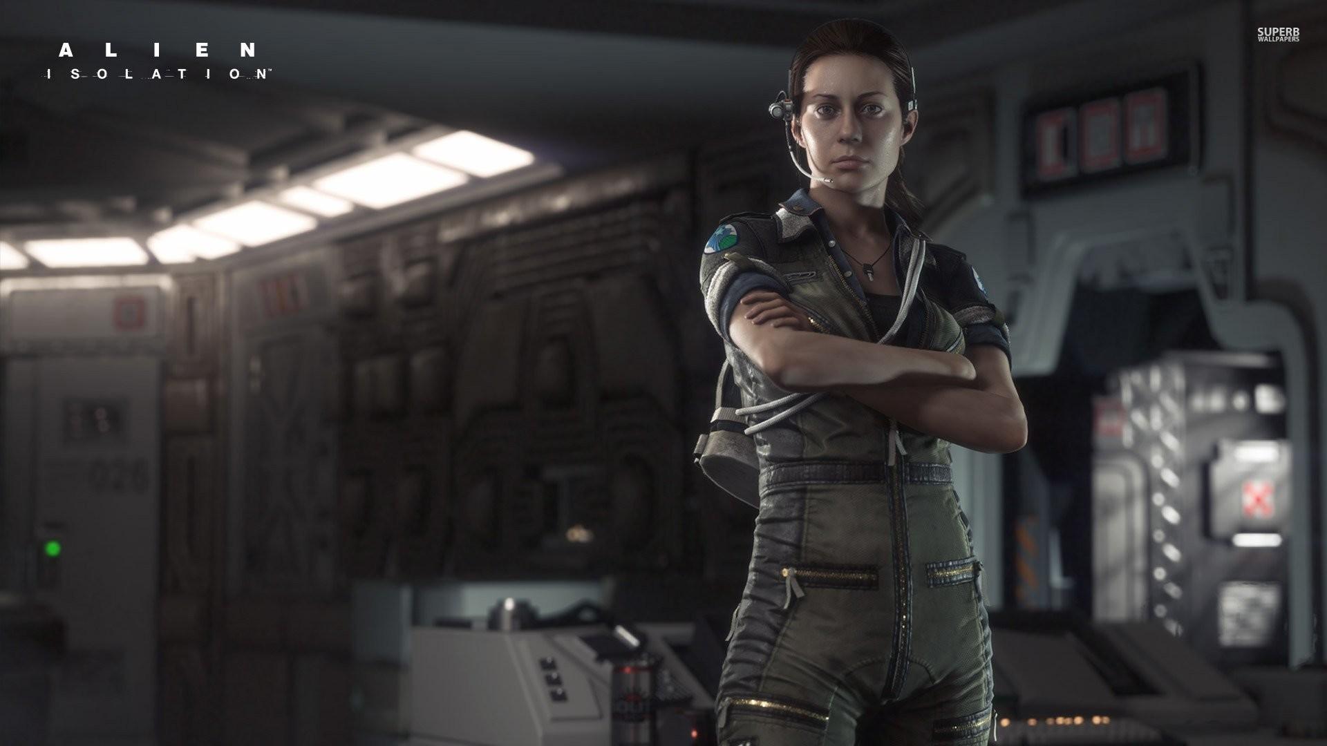 Amanda Ripley – Alien Isolation