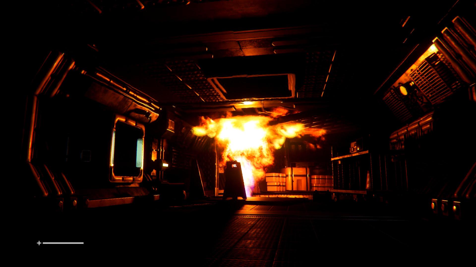 Alien Isolation Dreamscene 02 by droot1986 Alien Isolation Dreamscene 02 by  droot1986