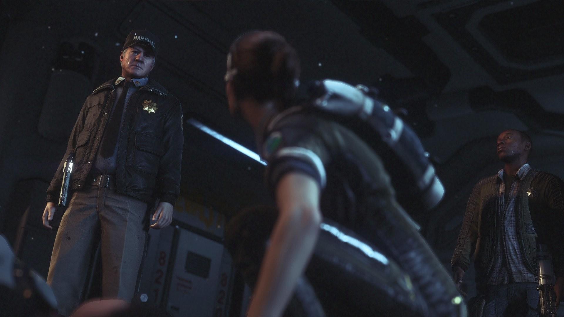 Video Game – Alien: Isolation Amanda Ripley Wallpaper