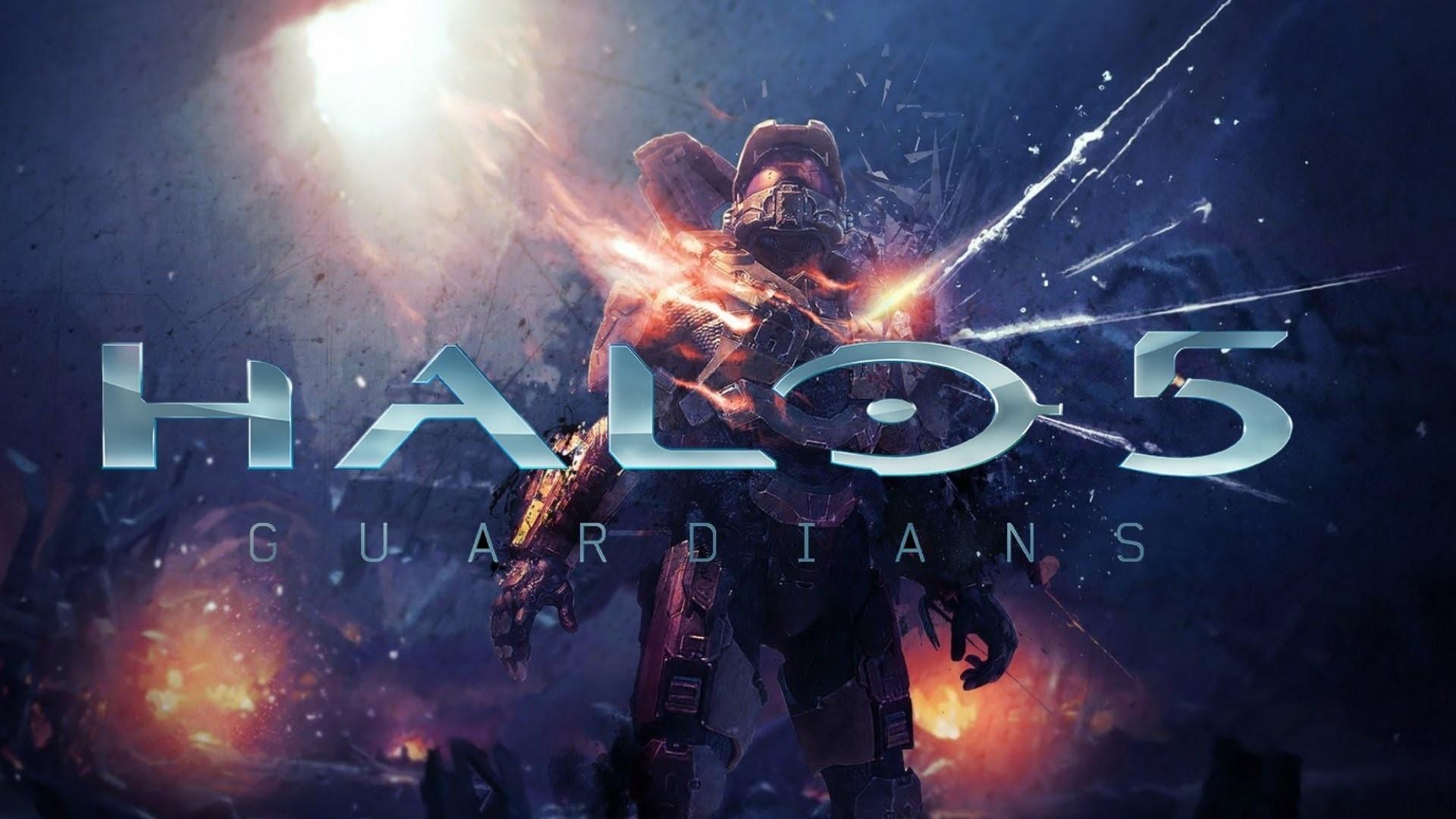 Halo 5 Guardians Journey Begins Trailer.