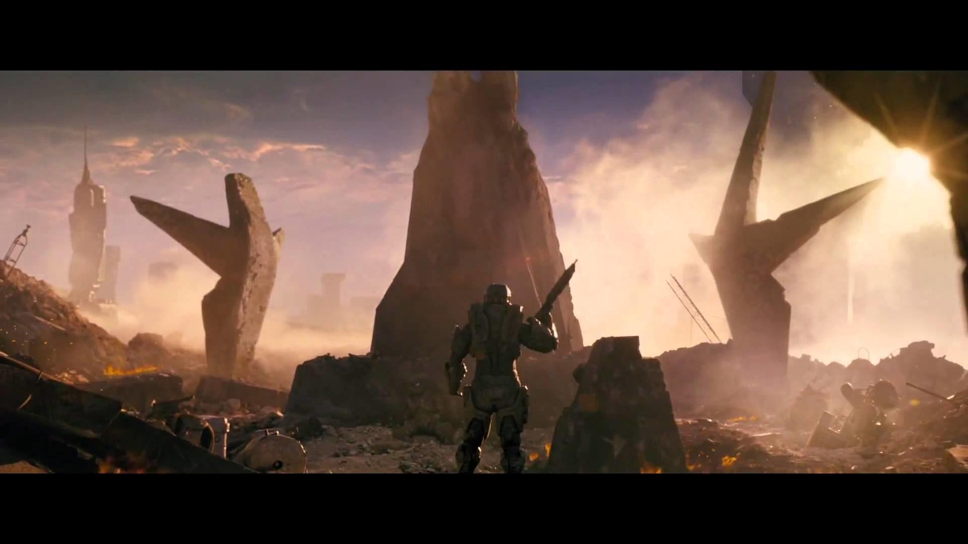 Halo 5 Guardians – Master Chief Trailer – 1080p HD