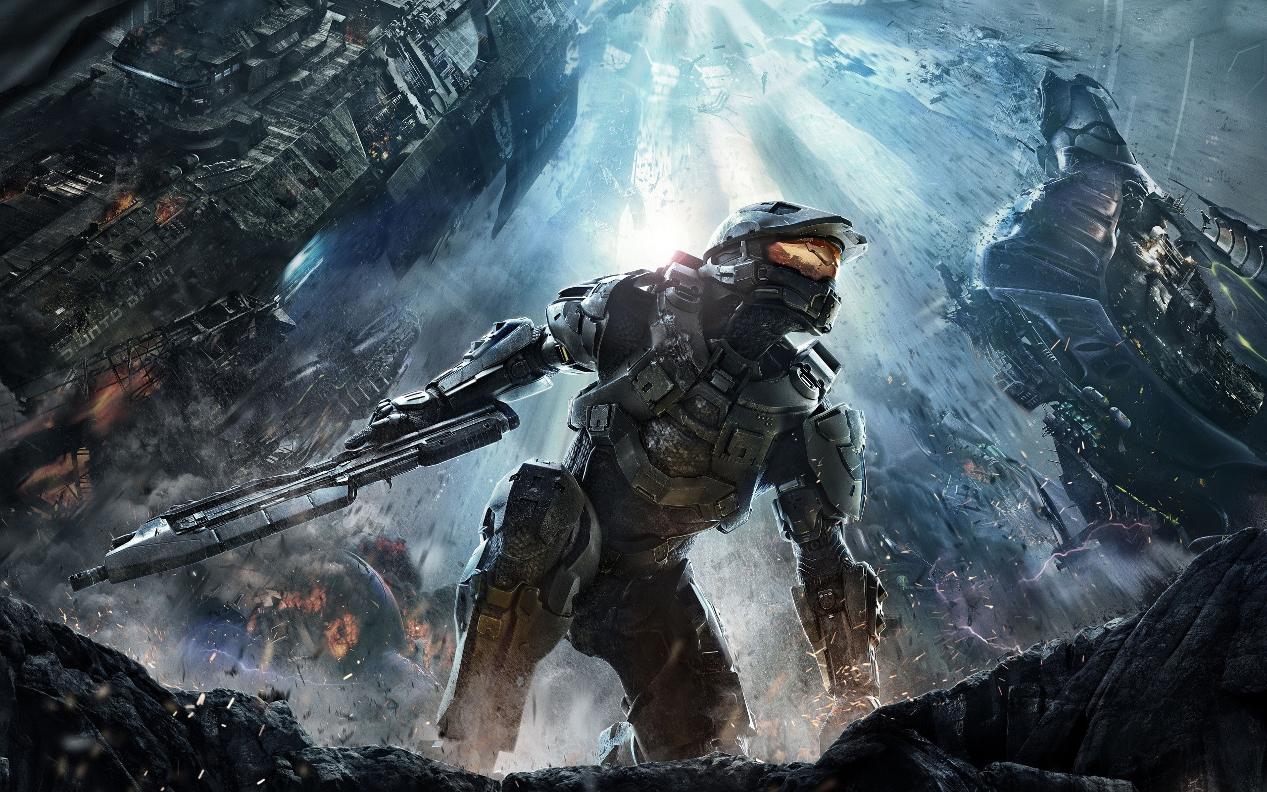 Halo-5-Master-Chief-Wide-Wallpapers.jpg (2560×1600)   Wallpaper Desktop    Pinterest   Wallpaper desktop and Wallpaper